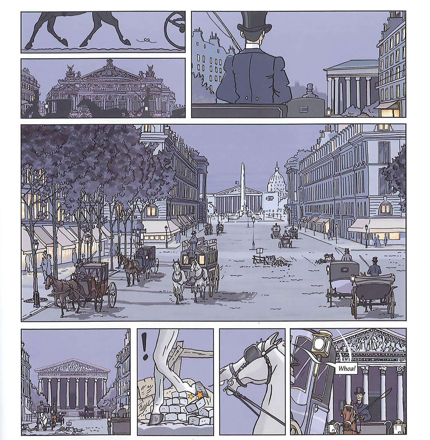 I know what you're thinking – but this graphic novel of Proust is a triumph