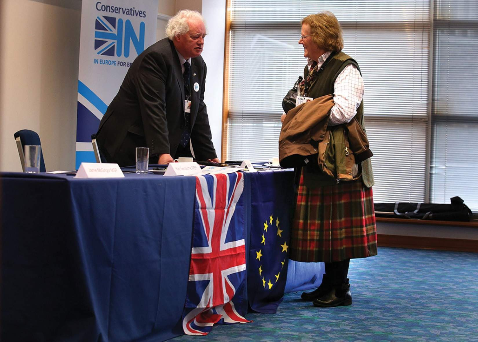 Could this be the year the Tories make headway in Scotland?