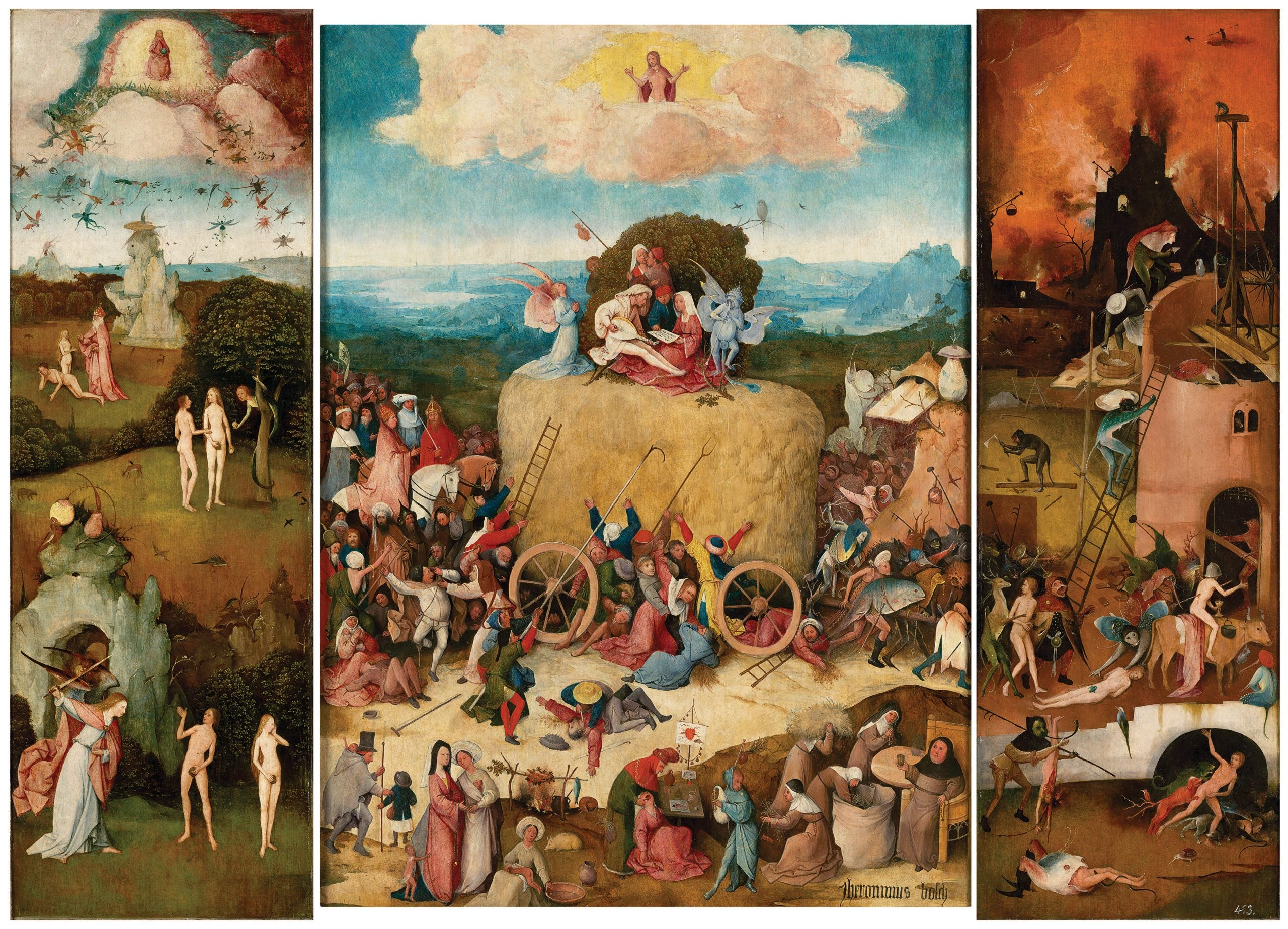 How Hieronymus Bosch defied the ideals of an age