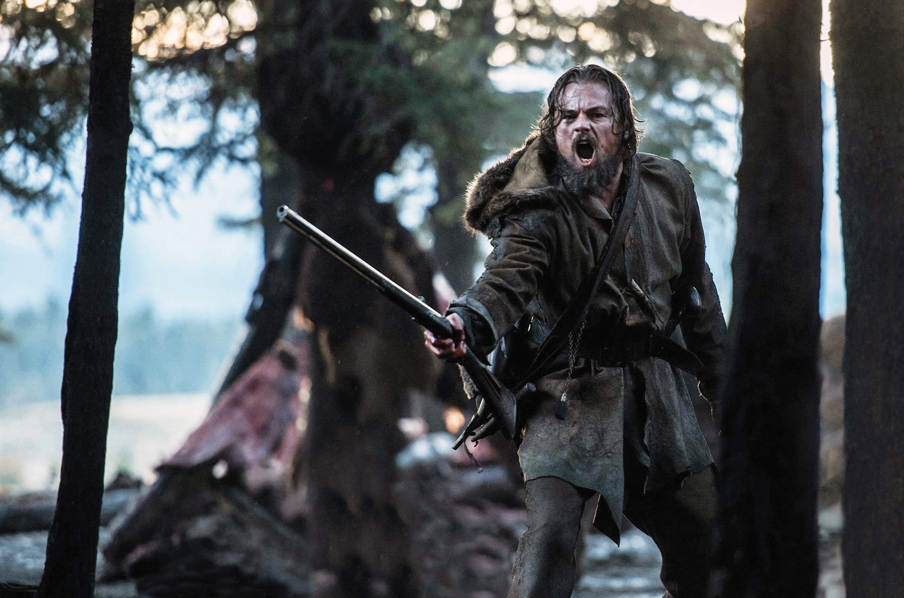 Happiness is a warm gun: on the novel that inspired The Revenant