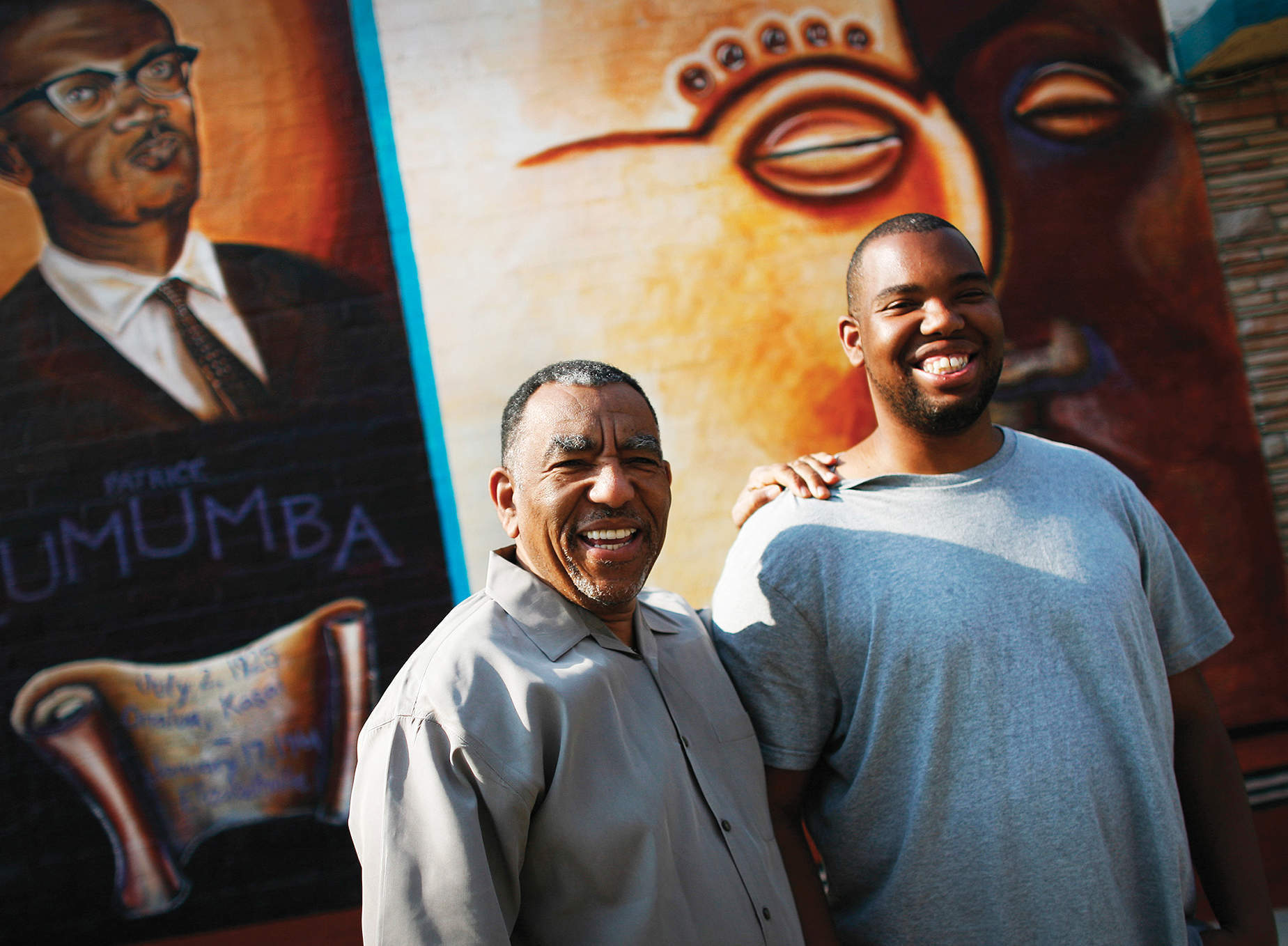 Ta-Nehisi Coates and writing about race in America