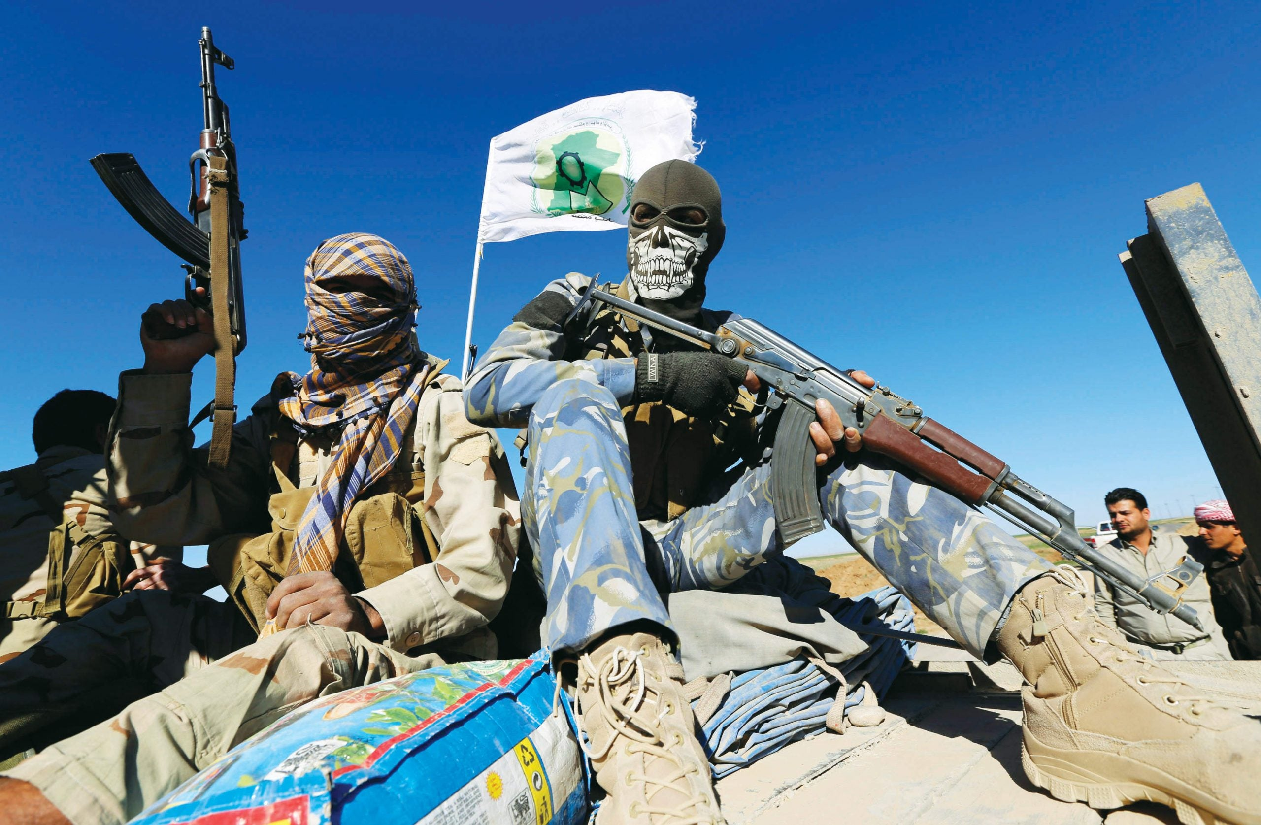 The colonel's revenge: on the battle against Islamic State in Iraq