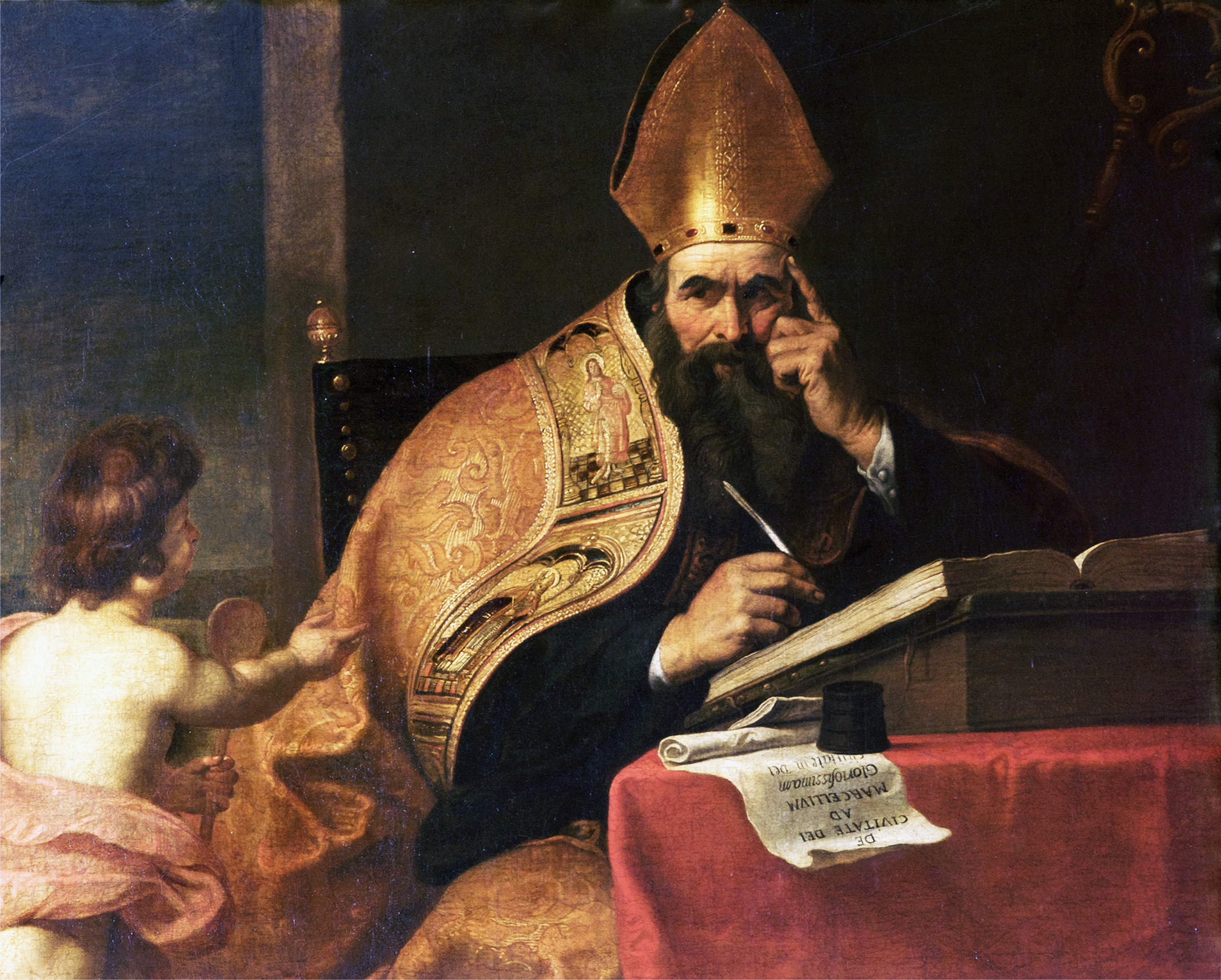 For the love of God: how Rowan Williams illuminates the philosophy of St Augustine