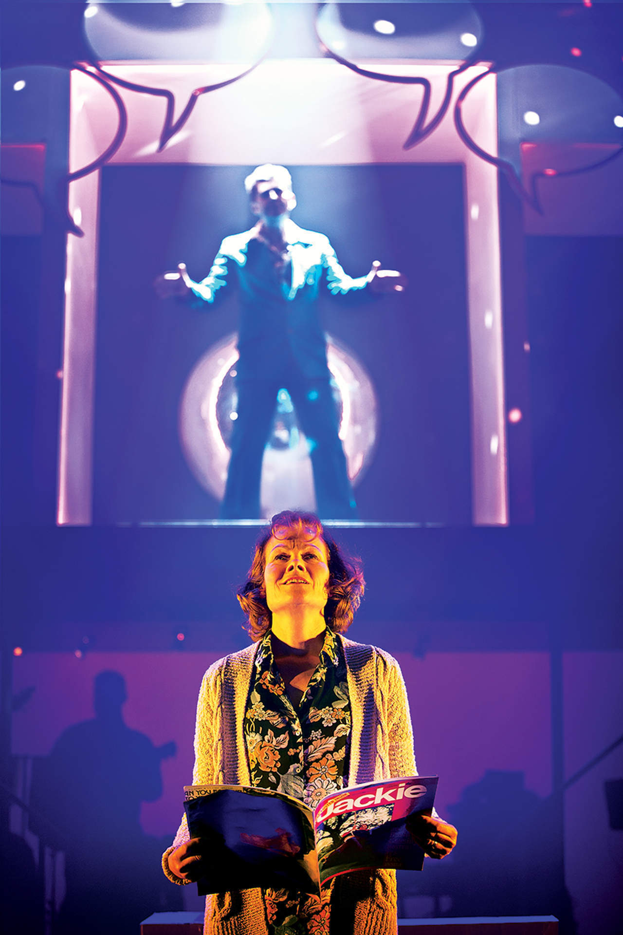 Thirteen going on fifty: Julie Burchill finds her teenage self in Jackie the Musical