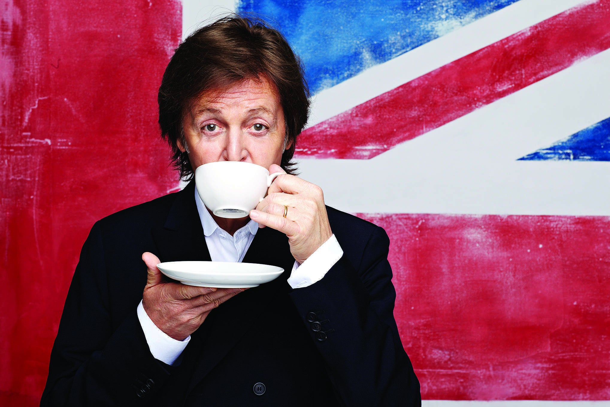 Baby you're a rich man: the impossible madness of Paul McCartney's life