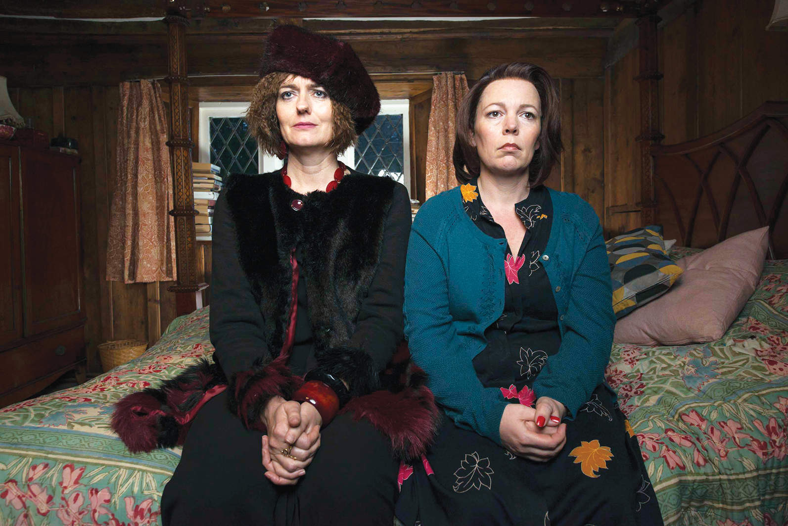 Channel 4's comedy-drama Flowers is hard to pin down: arch, spiky, sad, and almost indescribably odd