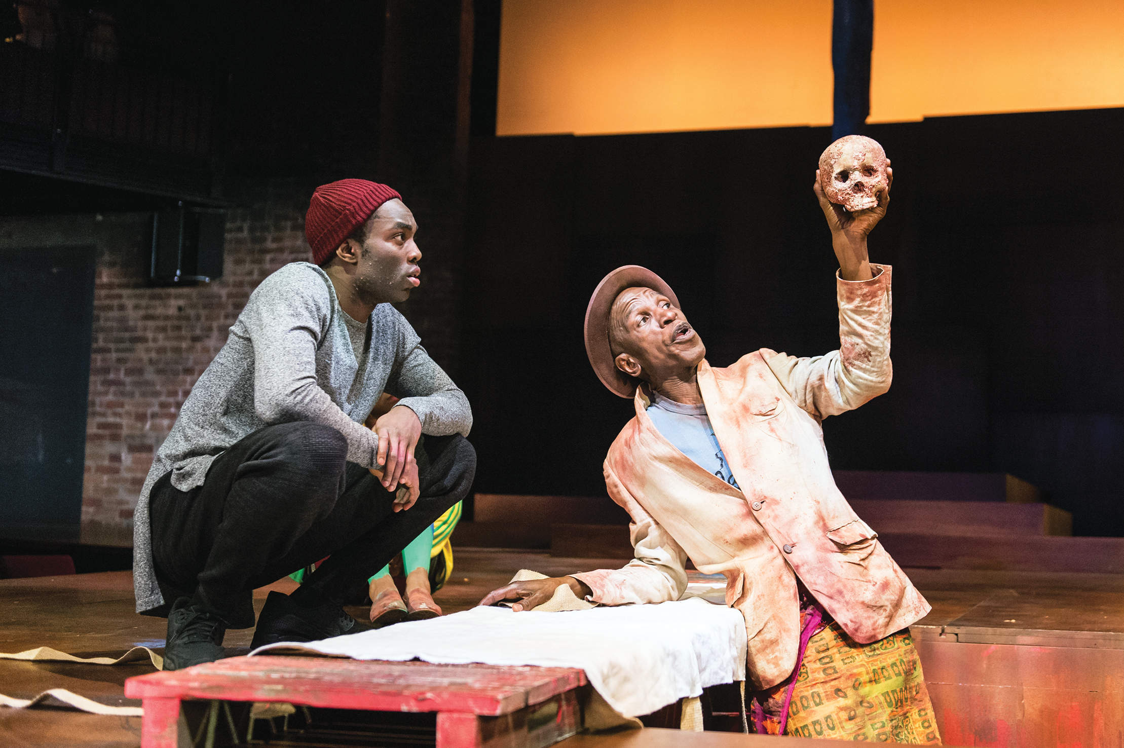 How I saw 12 Shakespeare plays in seven days