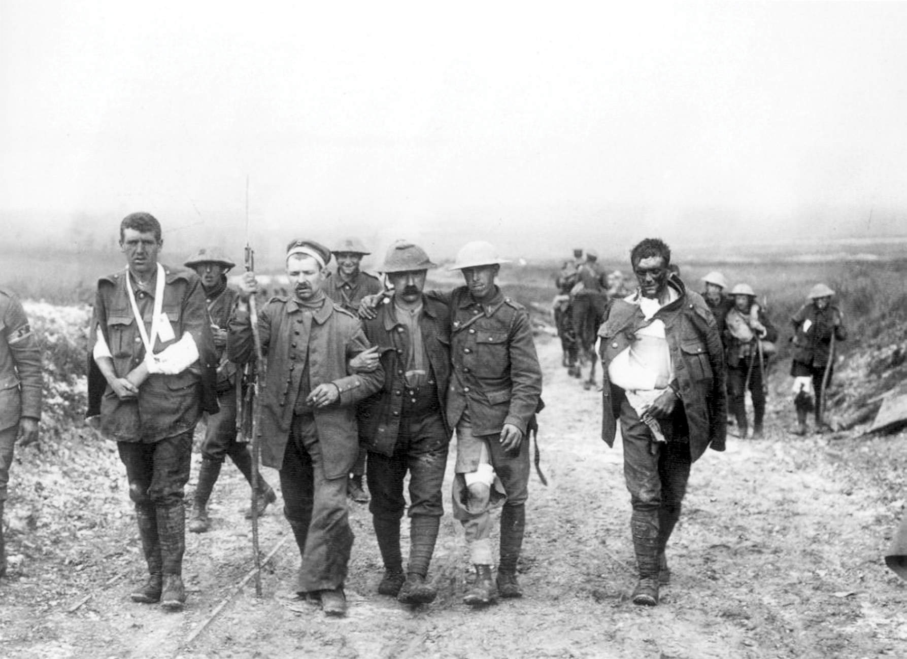Last of the stiff upper lips: how the Somme contributed to modern psychiatry