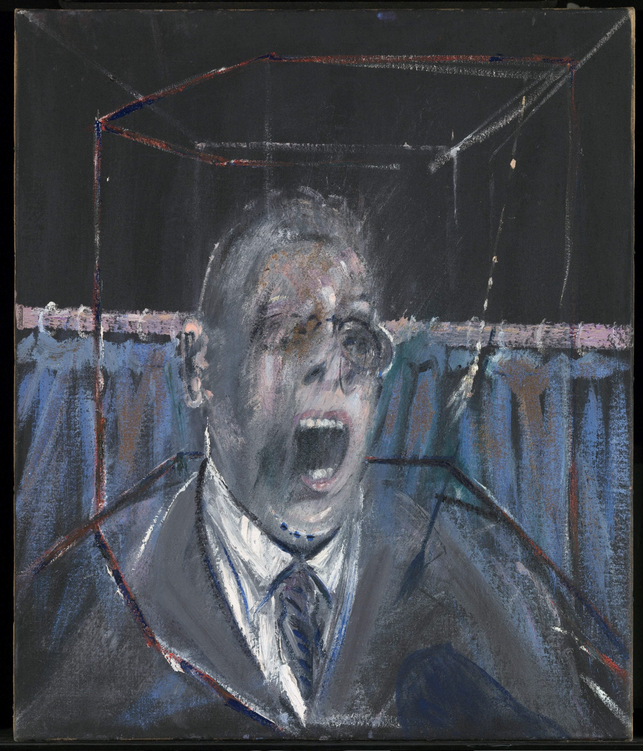 How Francis Bacon boldly thieved his signature image from Munch – and gave it teeth