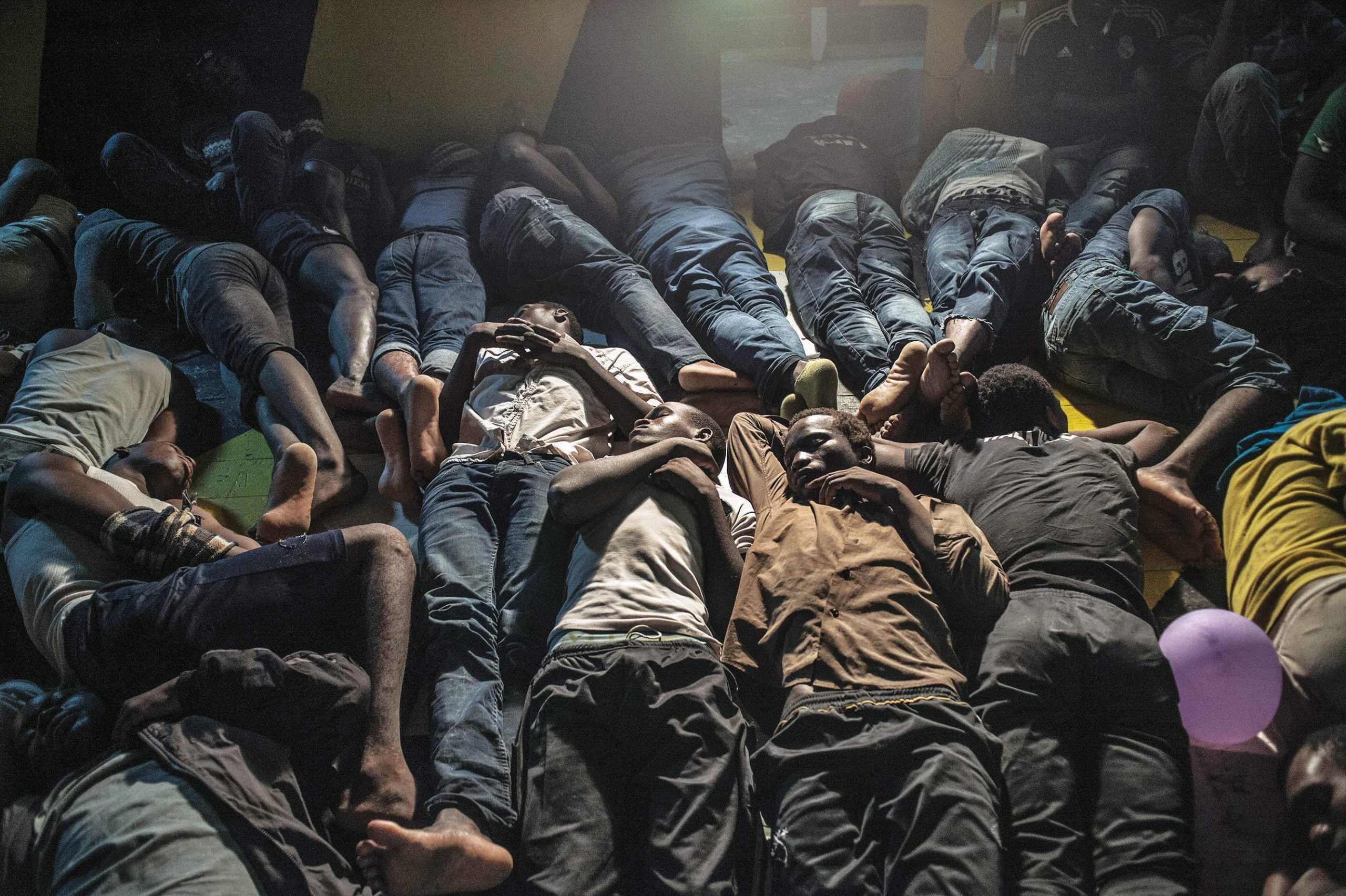 The refugee crisis proves that Fortress Europe is a fantasy