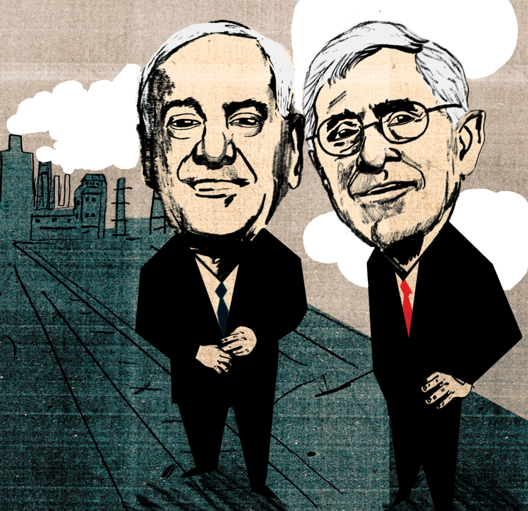 The revolution will be tax-free: the libertarian dreams of the Koch brothers