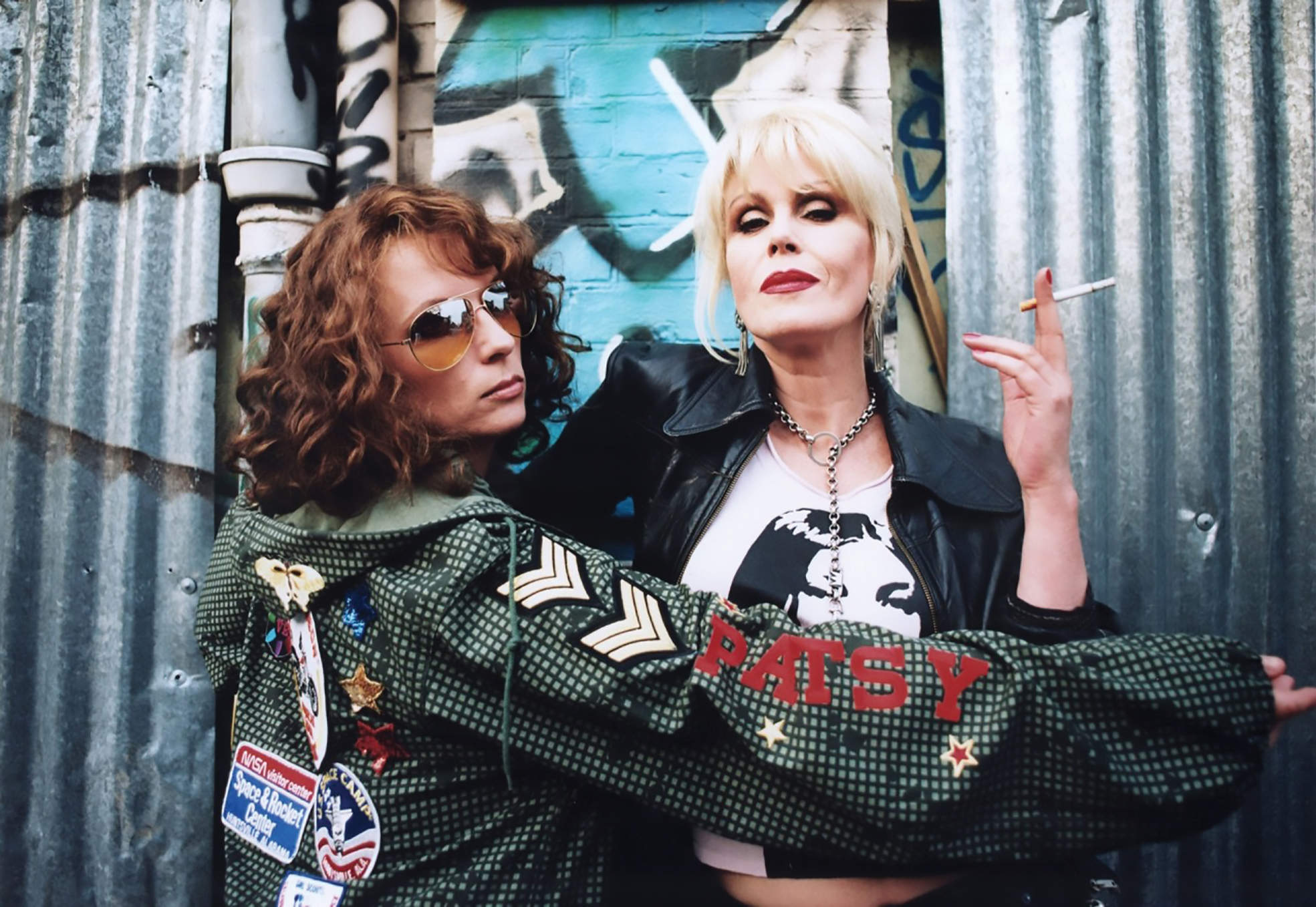 The original riot girls: the sparkling legacy of Absolutely Fabulous