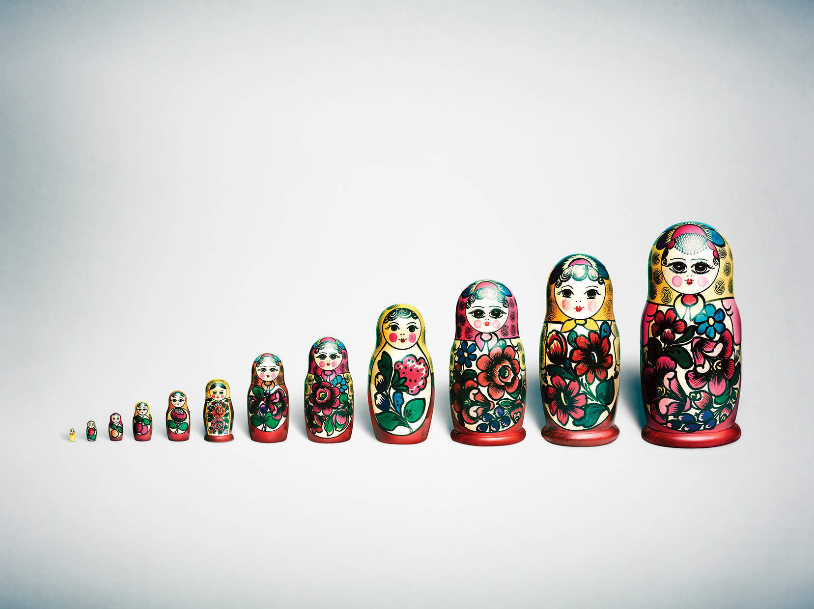 Why central Asian cooking is like a Russian doll