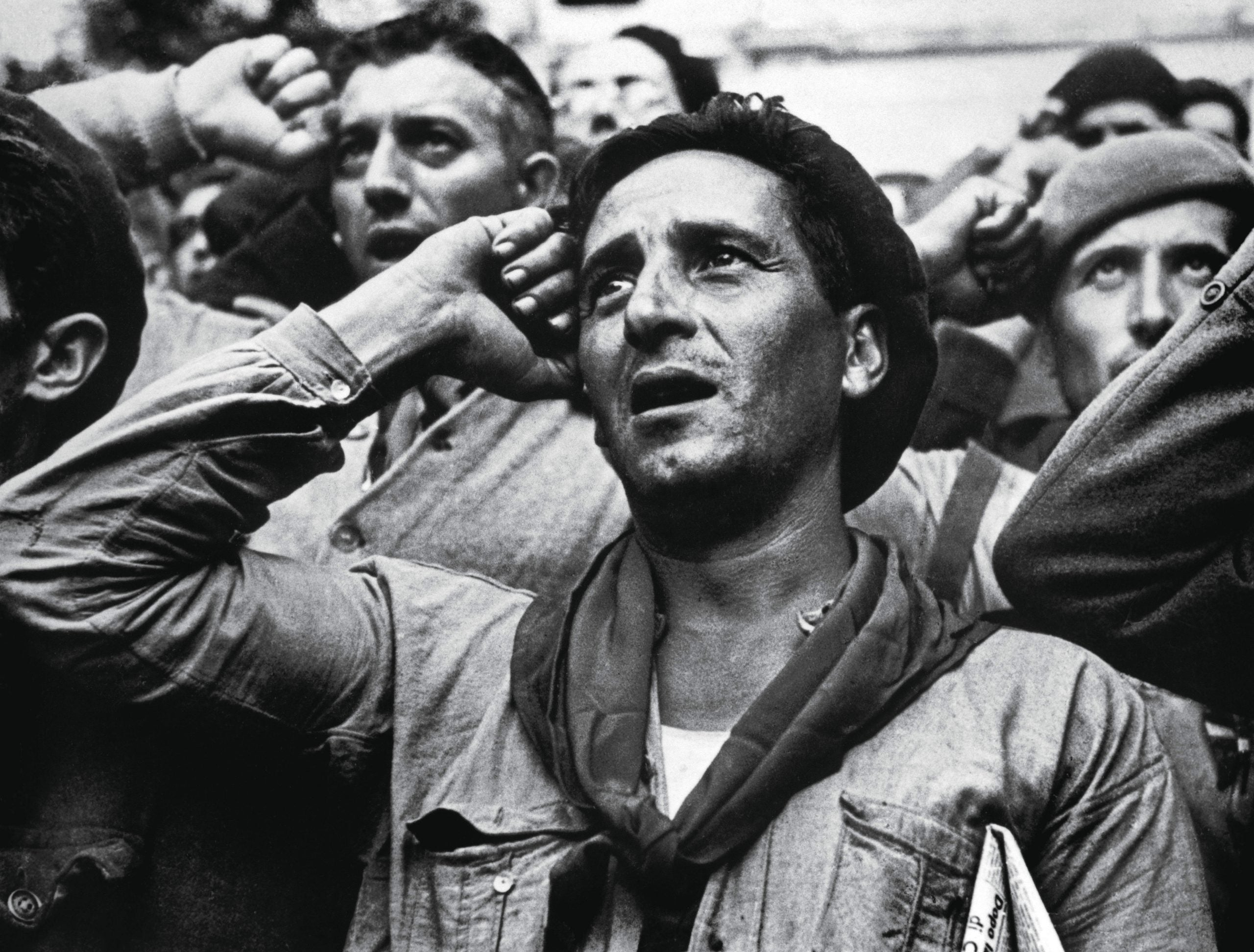 When idealists go to battle: why the Spanish Civil War still matters