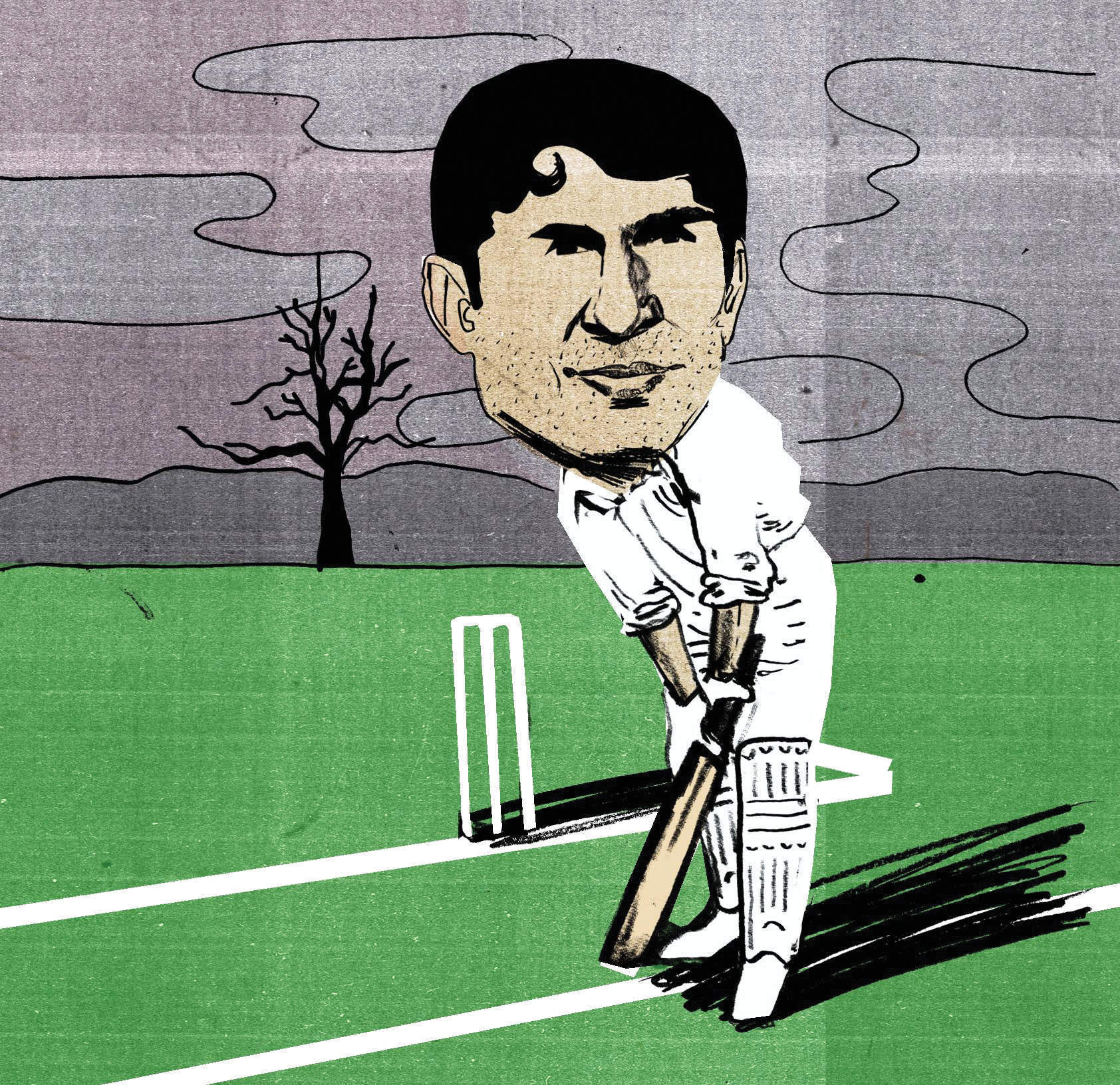 The triumph of Misbah-ul-Haq, the quiet grafter