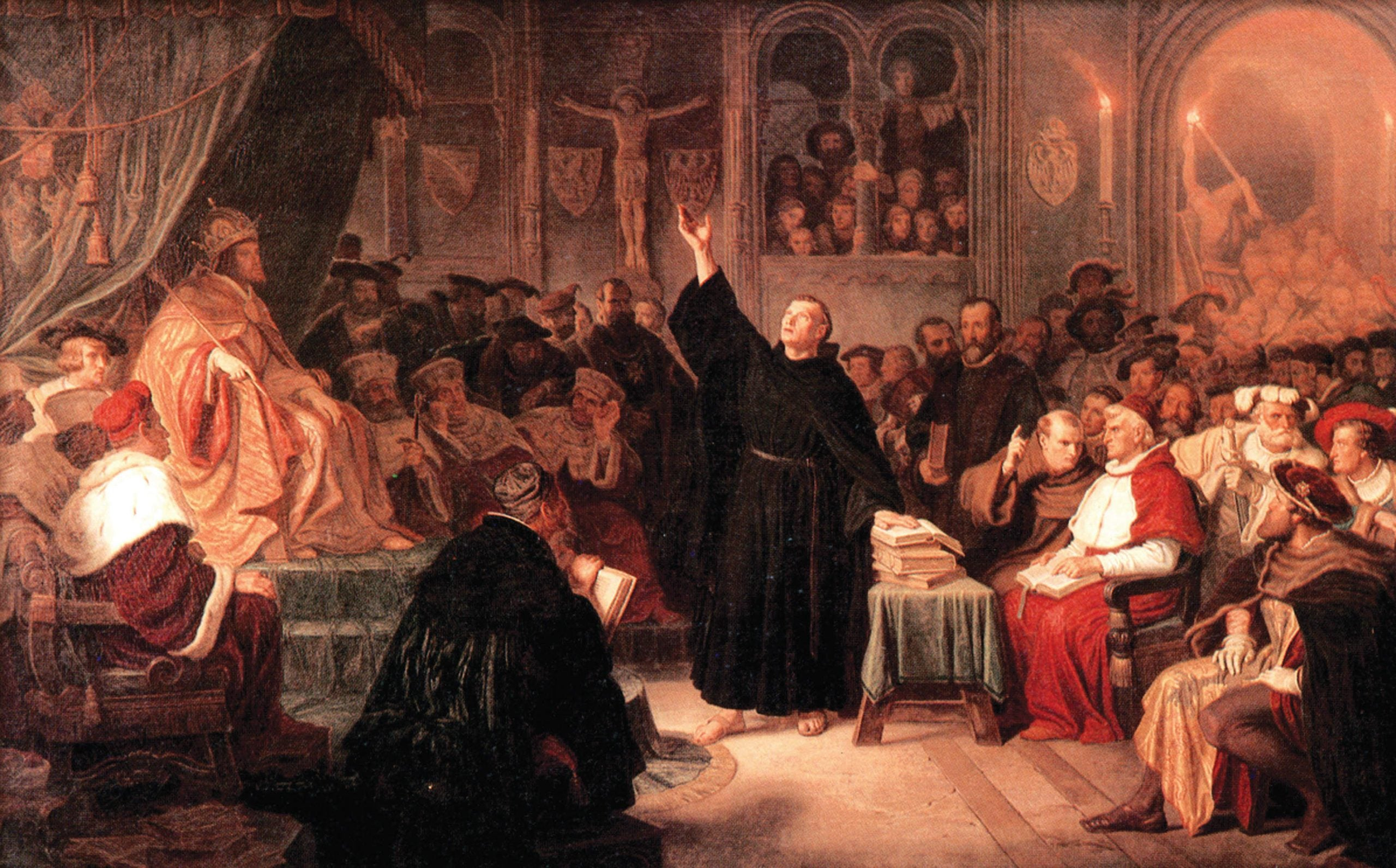 When faith found its Article 50: exploring the theology of Martin Luther