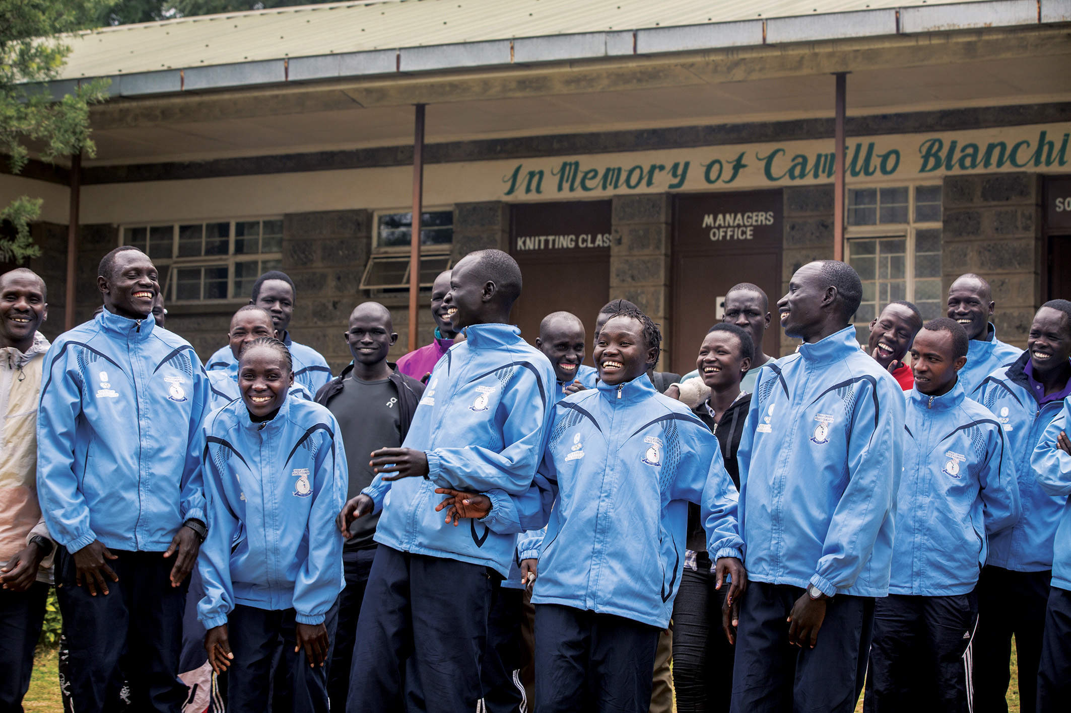 Escape to victory: the refugees who will run at the Rio Olympics