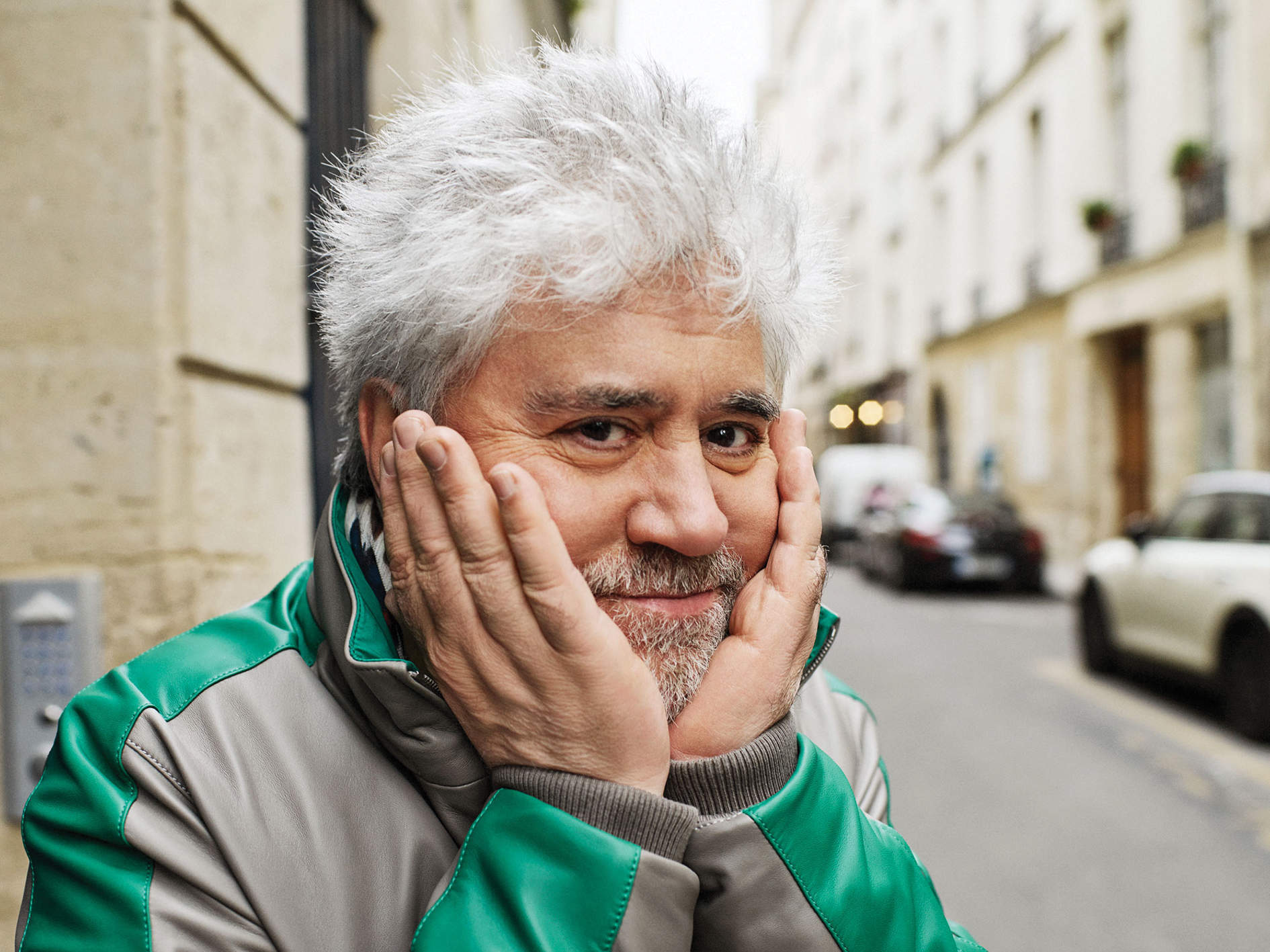 """Pedro Almodóvar: """"I do wake up and feel that the world is coming to an end"""""""