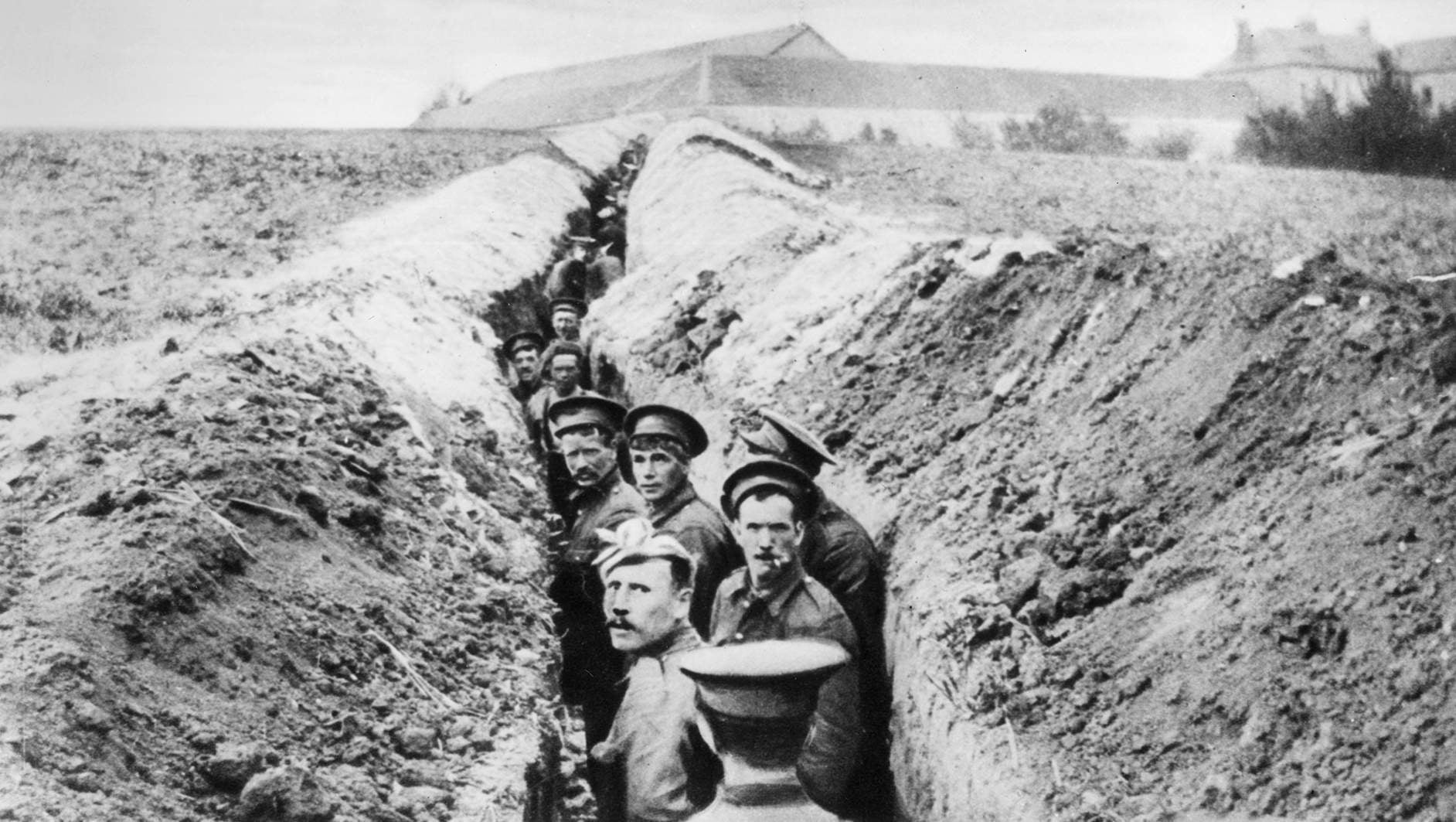Too Important for the Generals: how the First World War was wom and lost