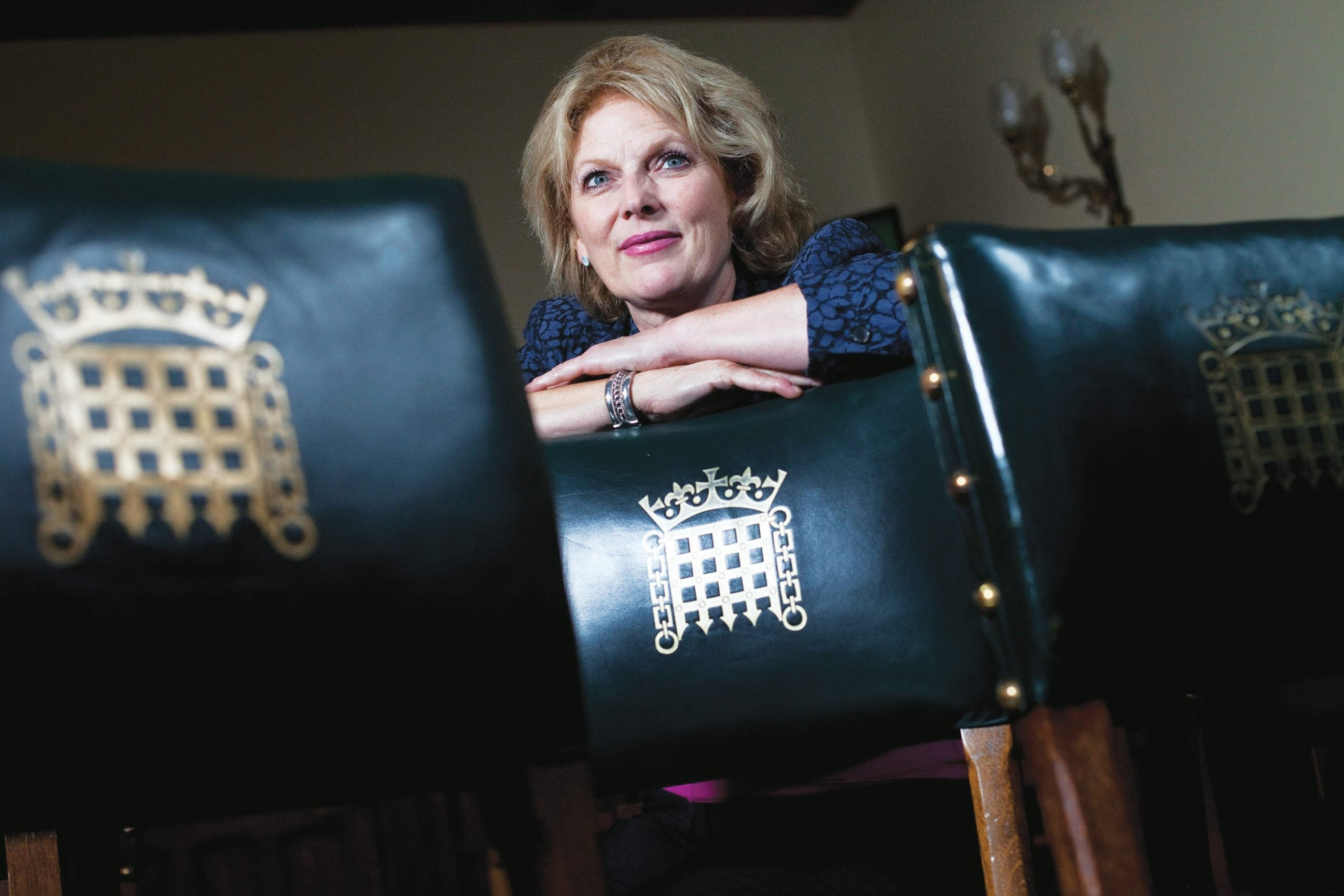 Anna Soubry: the Tory who loves immigration