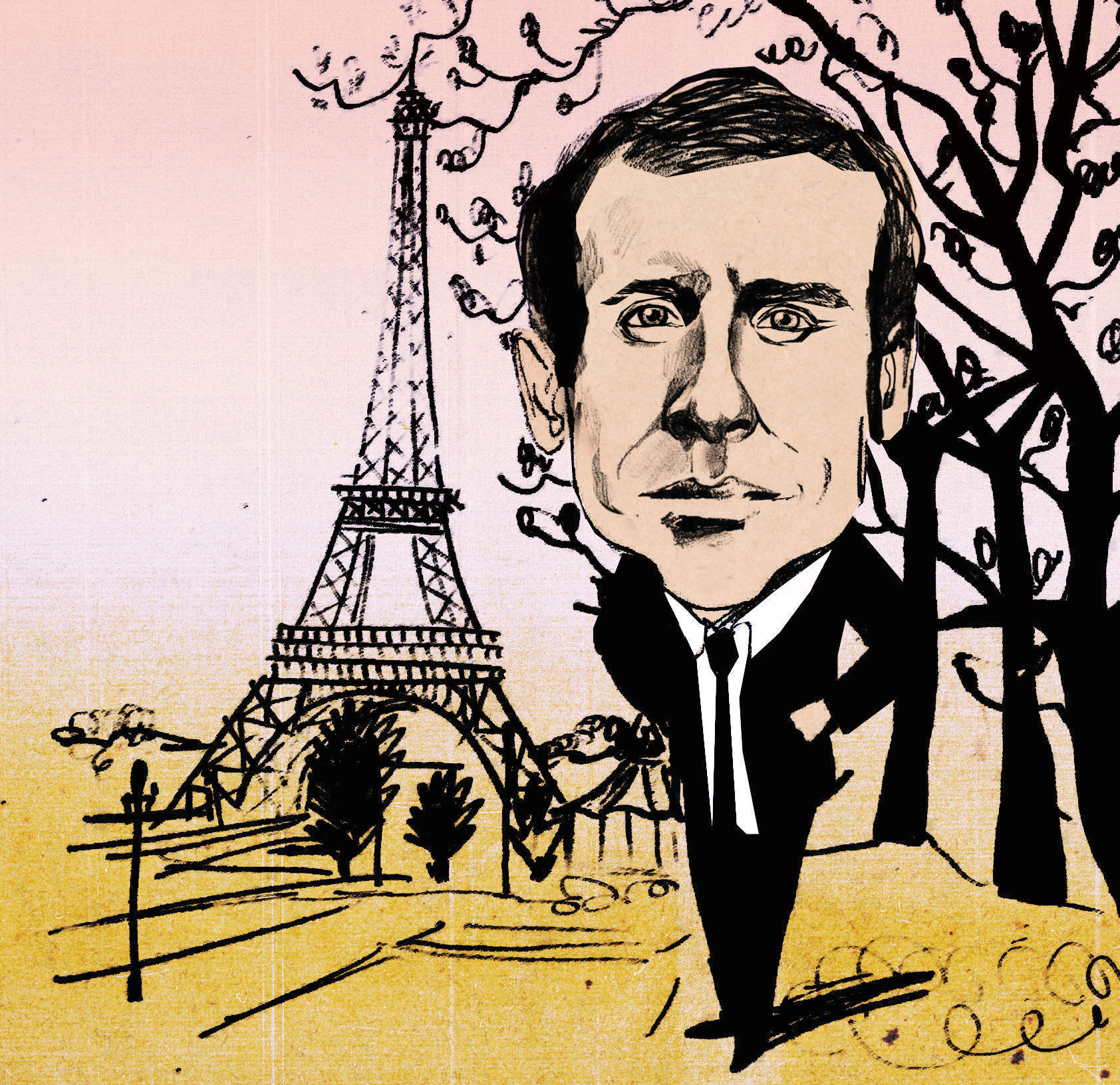 Why Emmanuel Macron is France's answer to Tony Blair