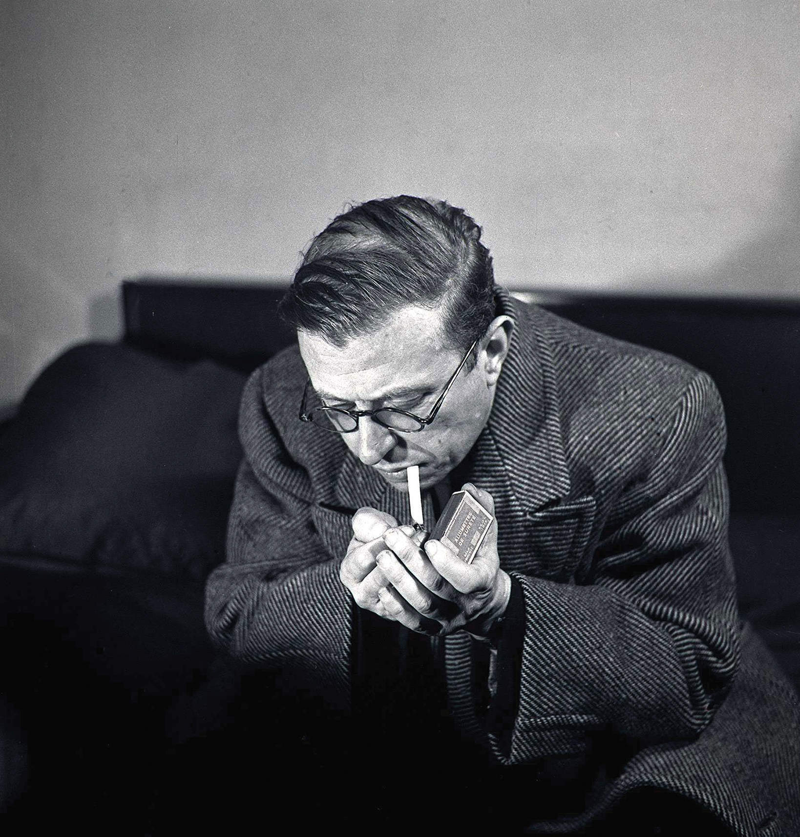 Philosophy, the Sartre blend: uncovering the birth of existentialism