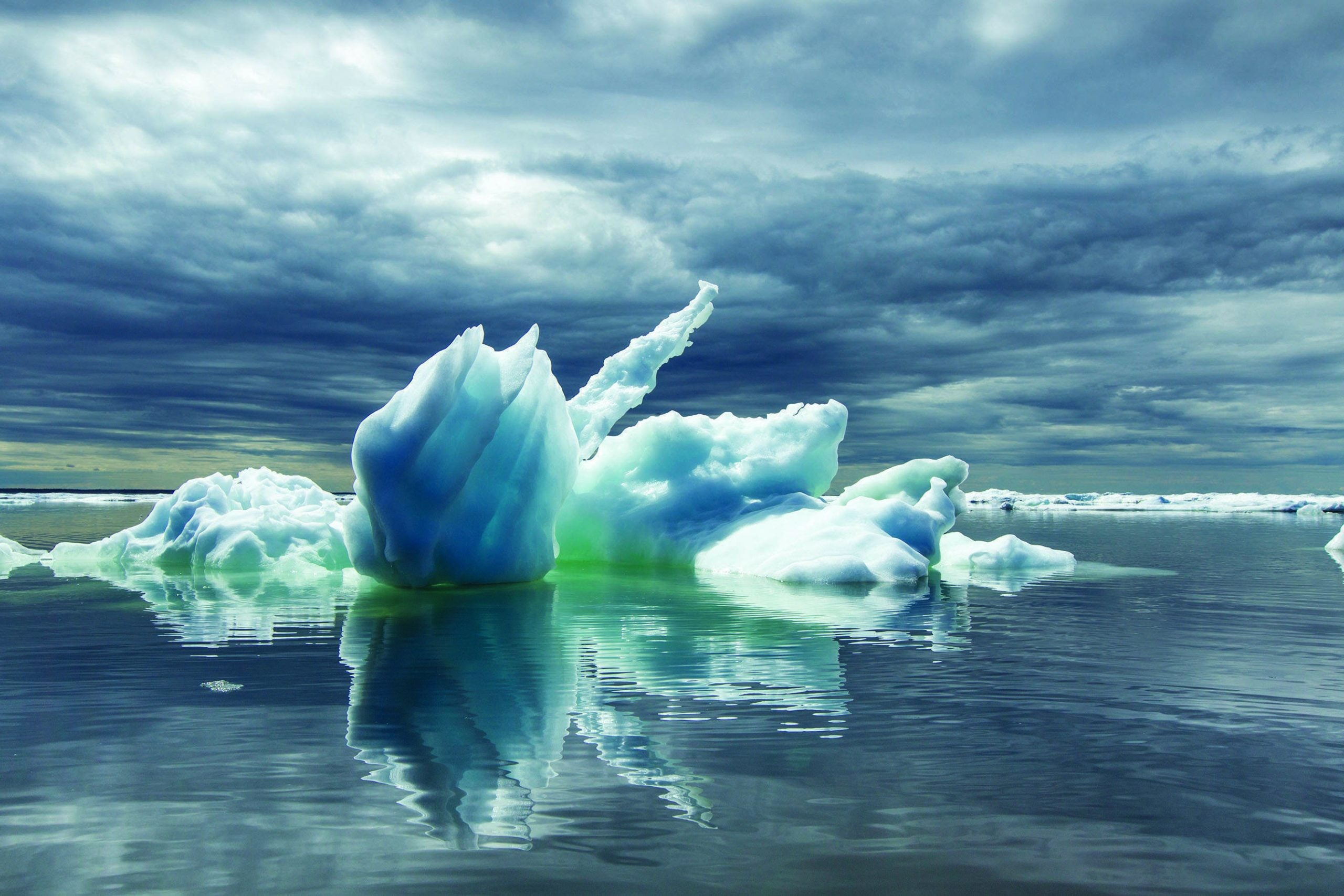What melting sea ice means for the future of the Earth