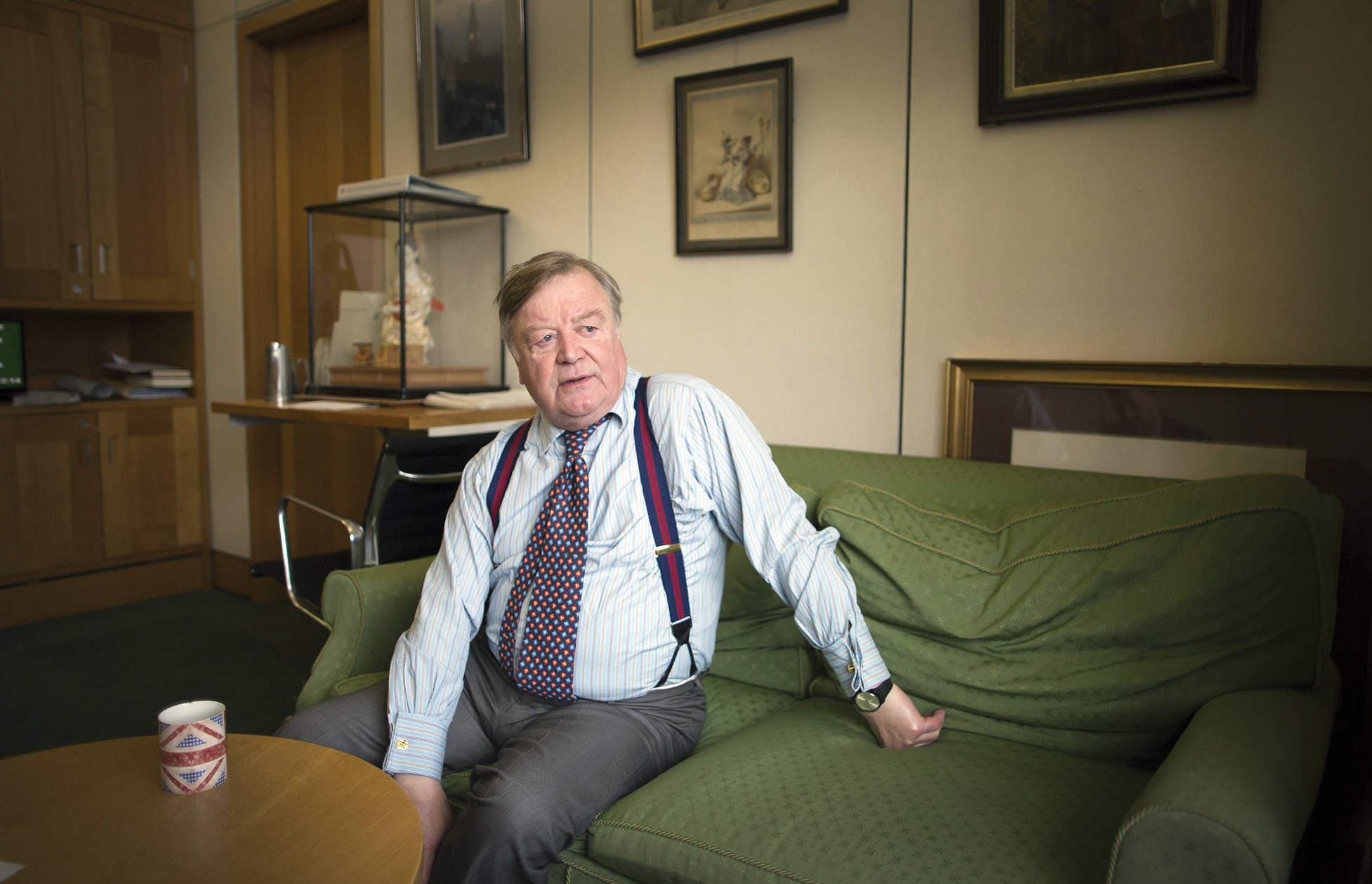 """Ken Clarke: Theresa May has """"no idea"""" what to do about Brexit"""
