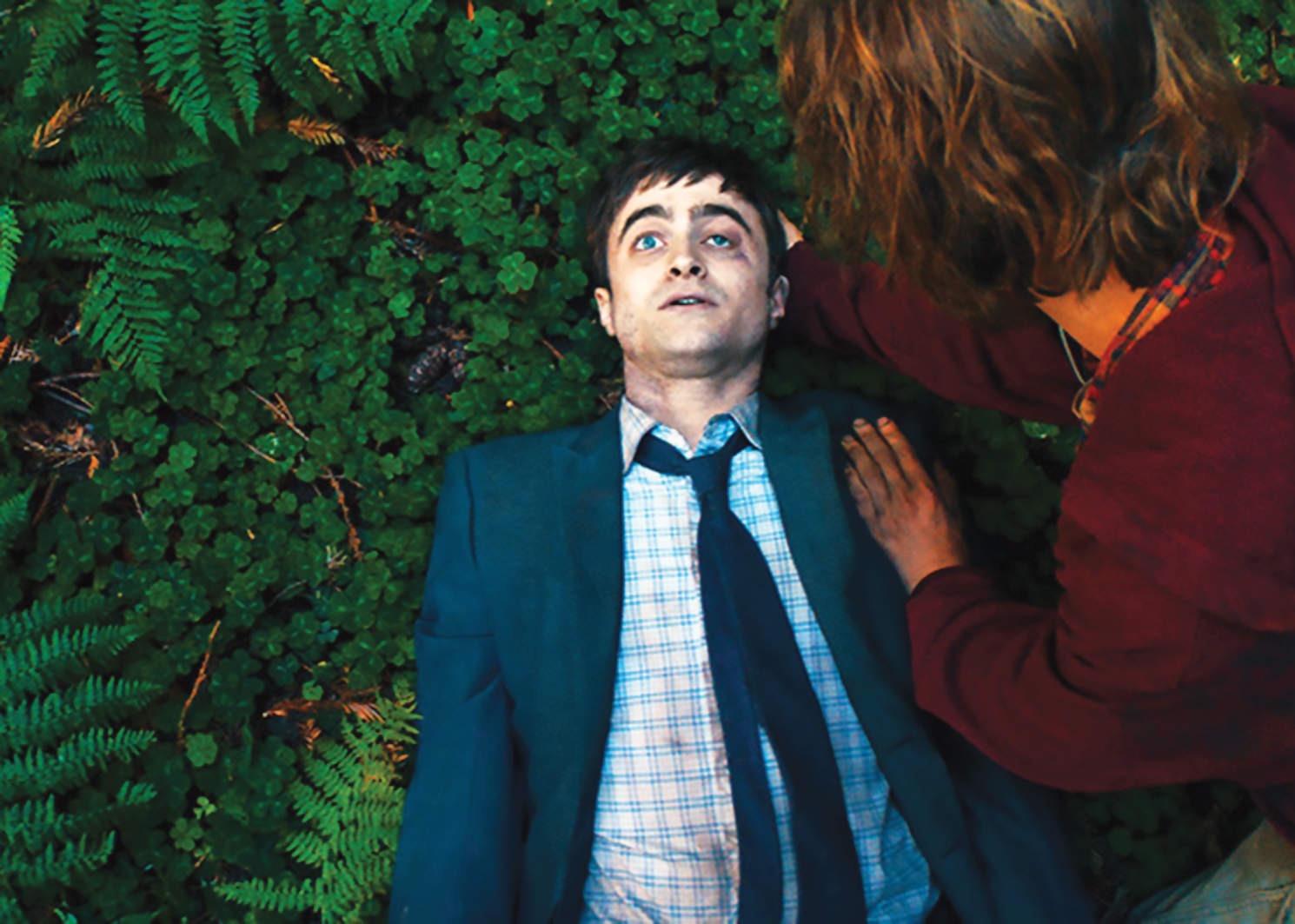 Will playing a farting corpse allow Daniel Radcliffe to finally shake off his Hogwarts associations?