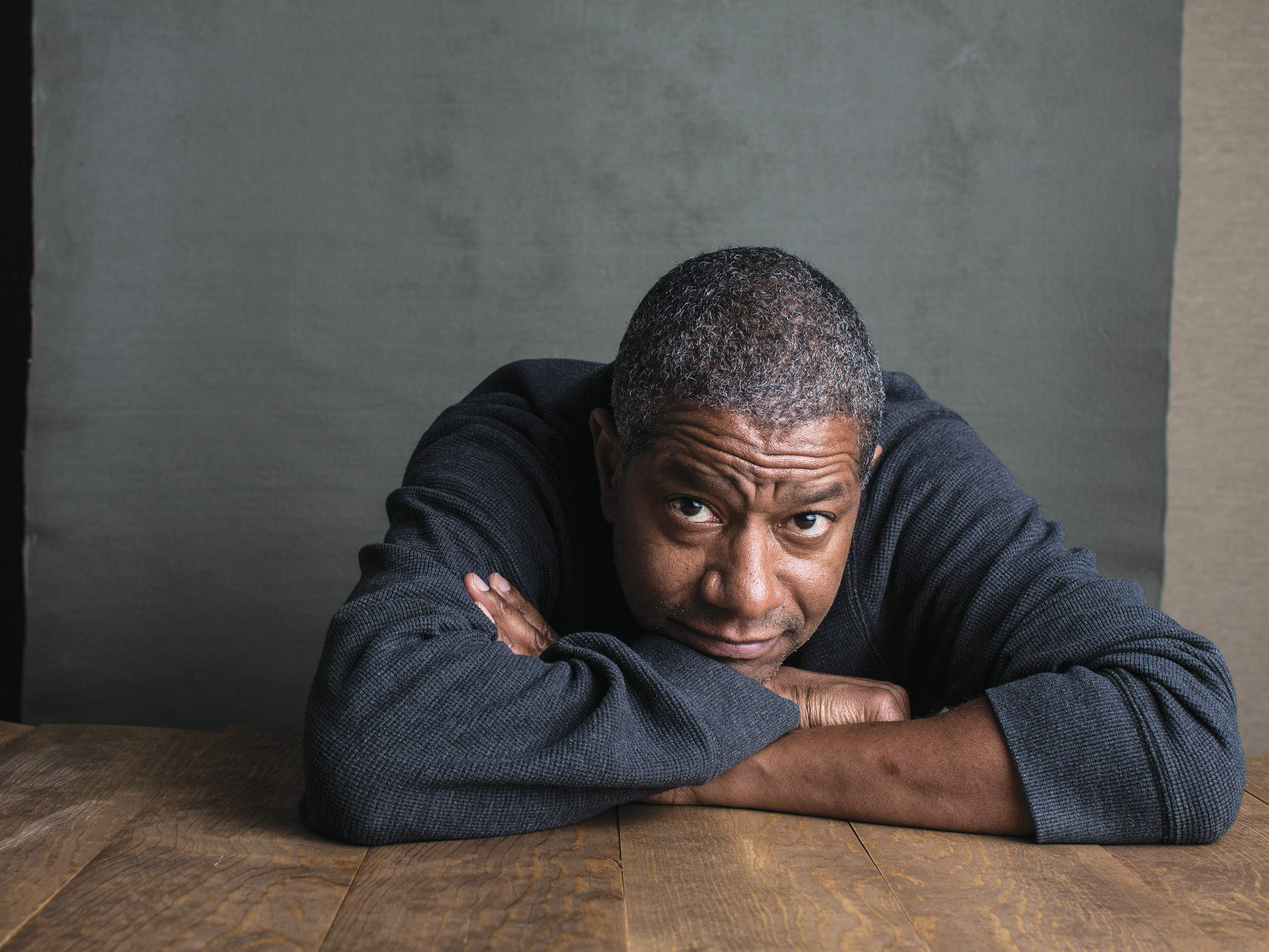 """Paul Beatty: """"I invented a Richter scale for racism"""""""