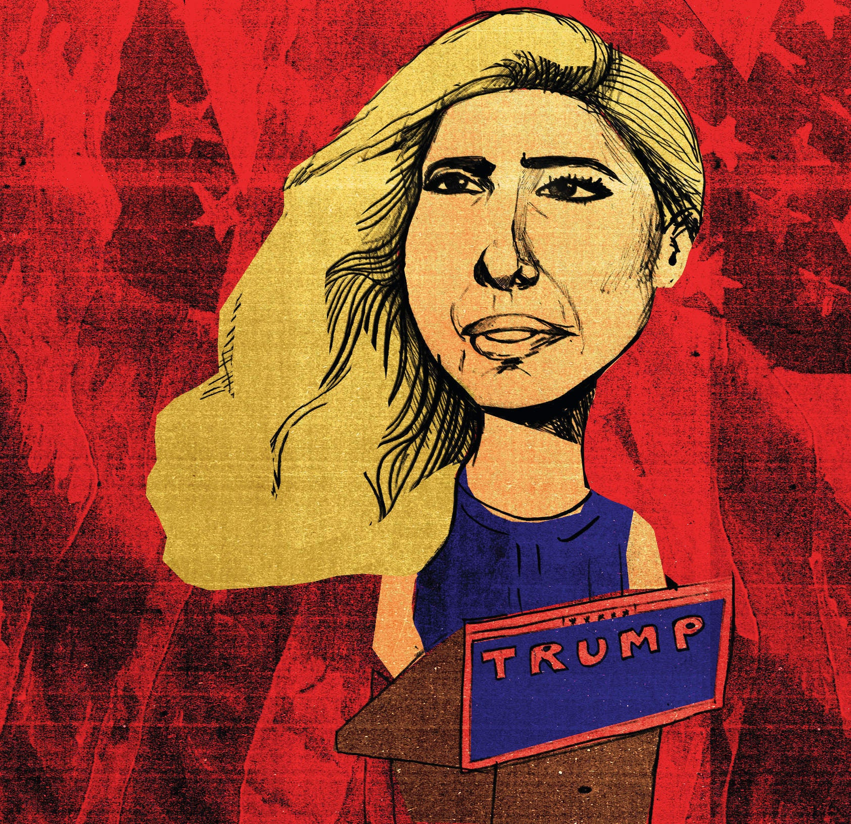 How Ivanka, the new first daughter, sold the Trump brand to women