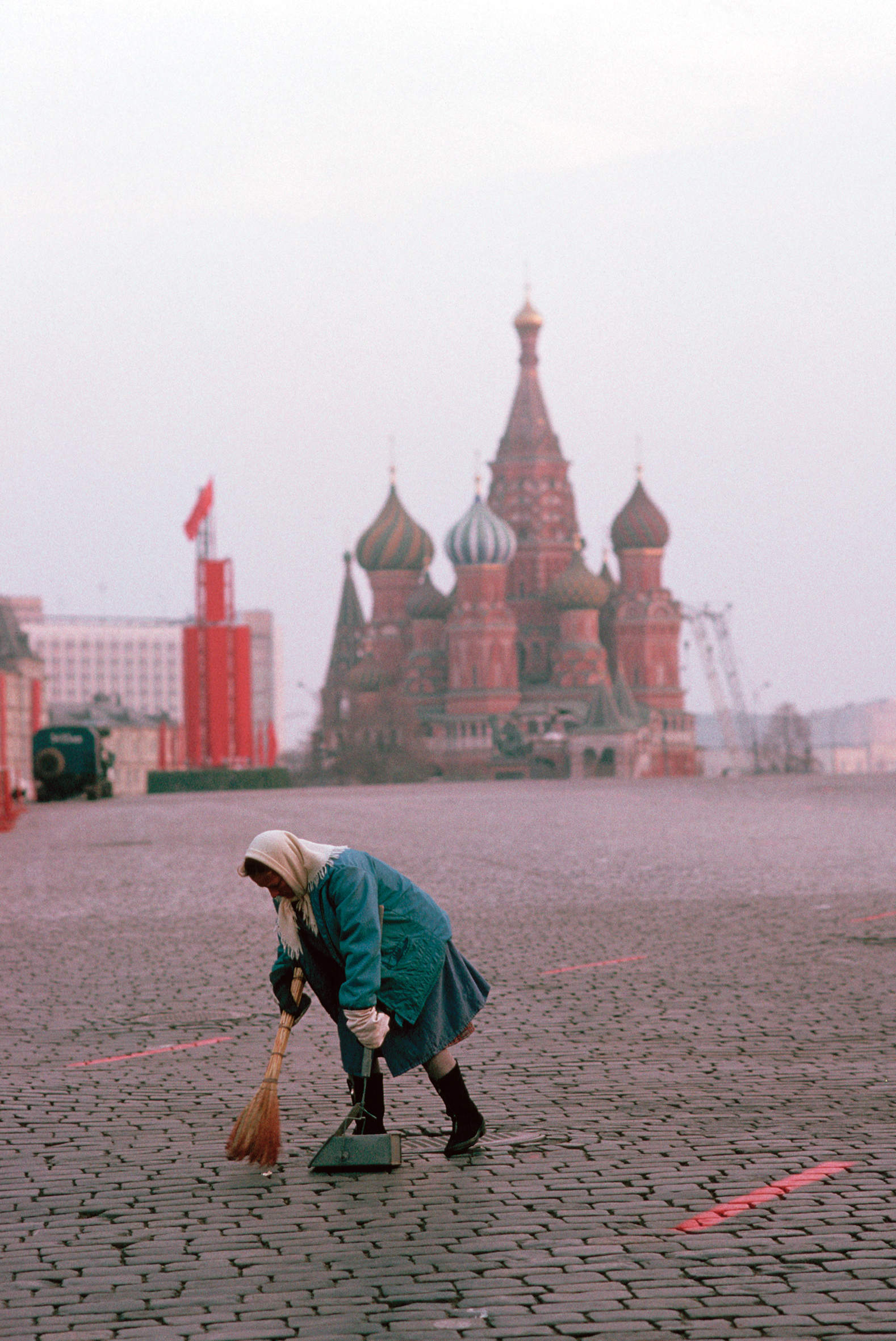 History's losers: intimate stories from survivors of the Soviet empire