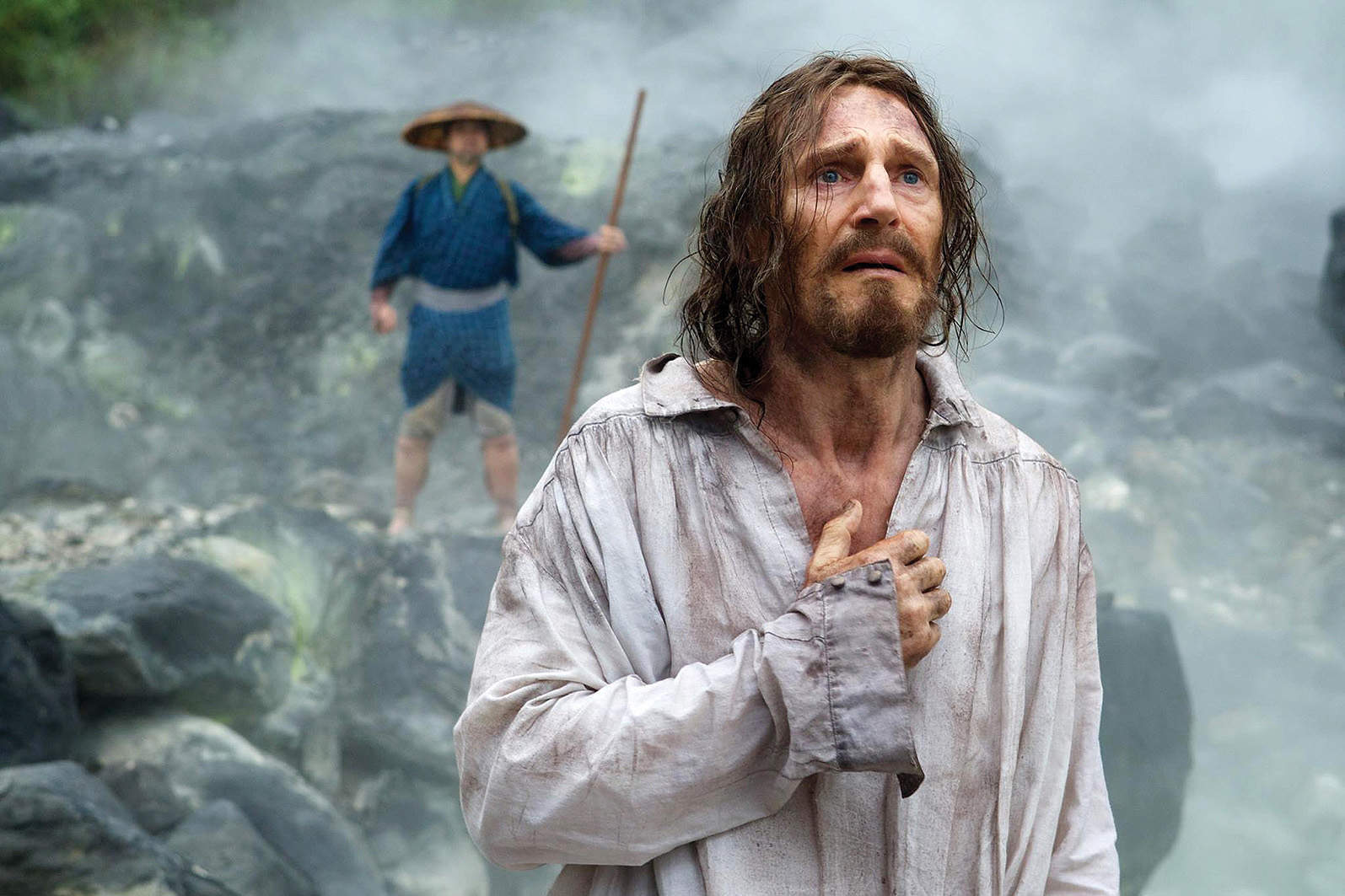 Martin Scorsese's new passion project, Silence, shows the danger of confusing faith with folly