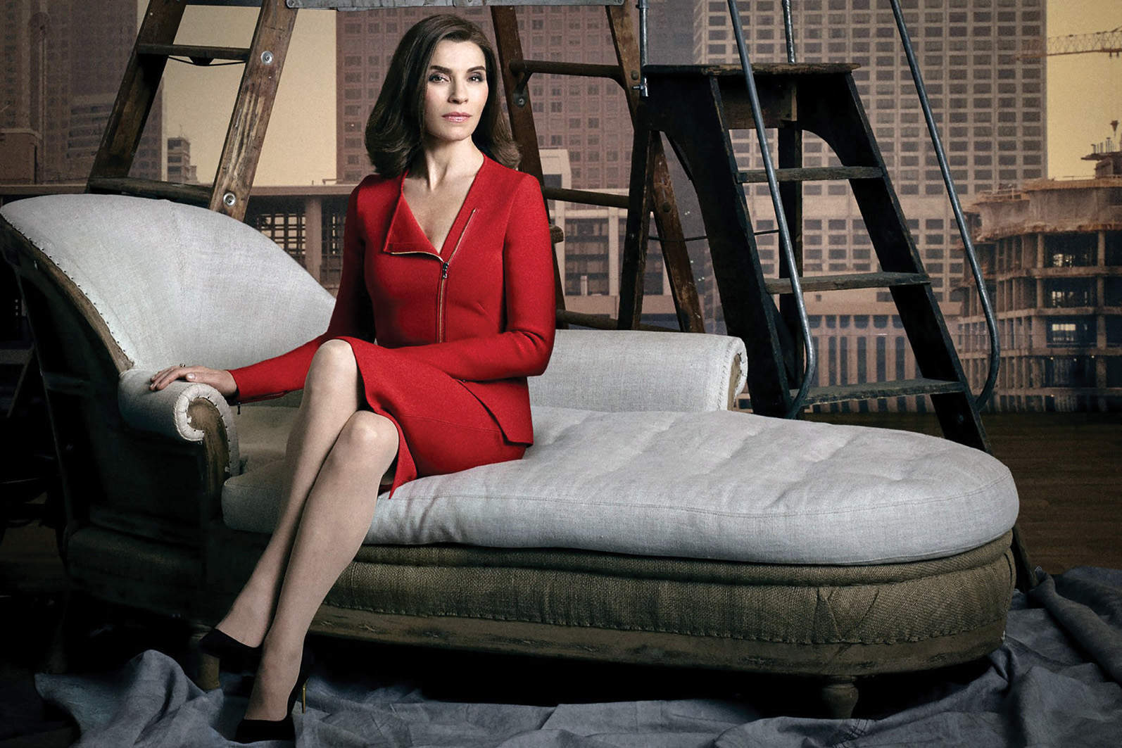 Why The Good Wife is the 21st-century equivalent of Charles Dickens