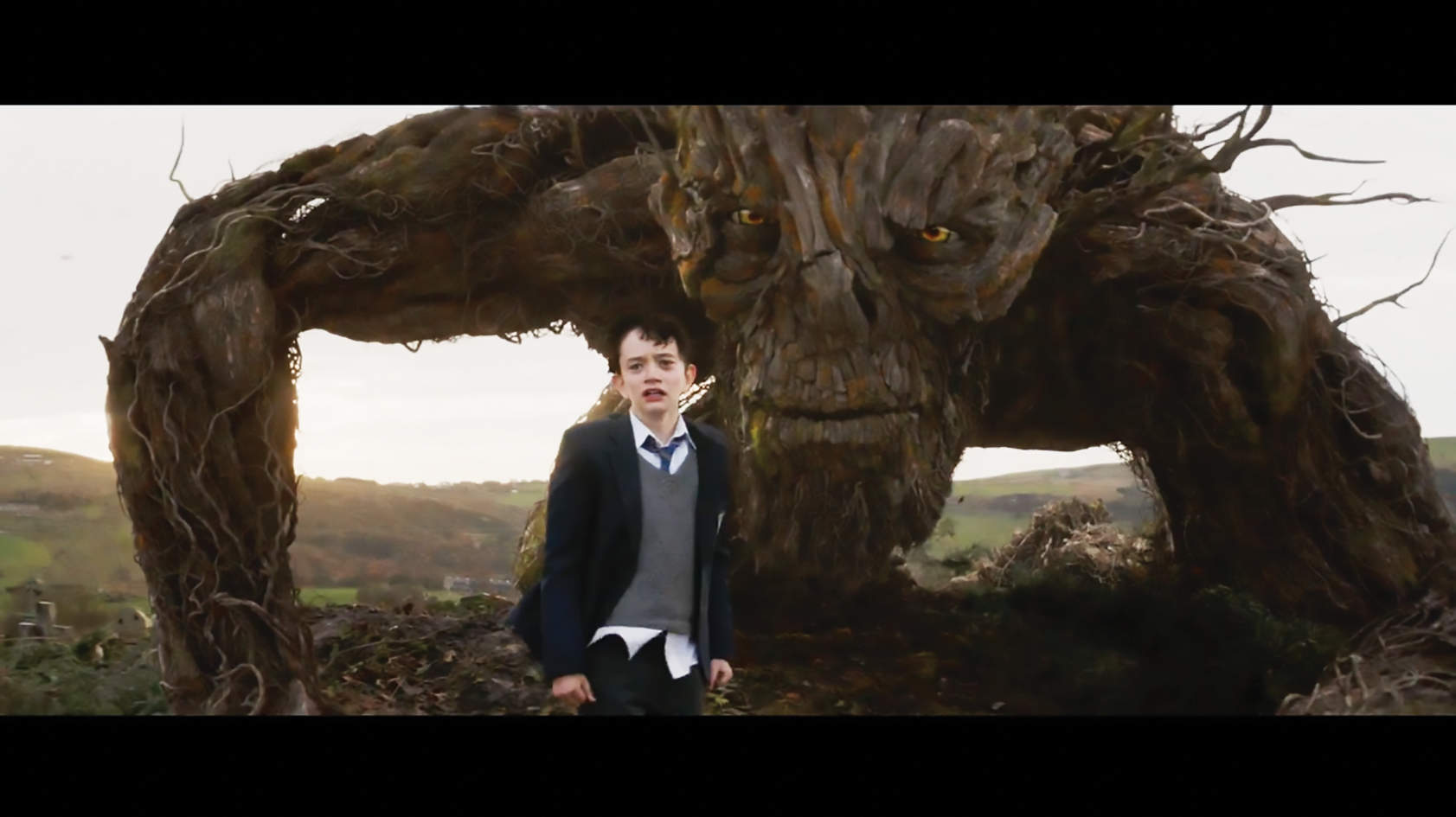 A Monster Calls reminds us there's only one way to live: messily ever after