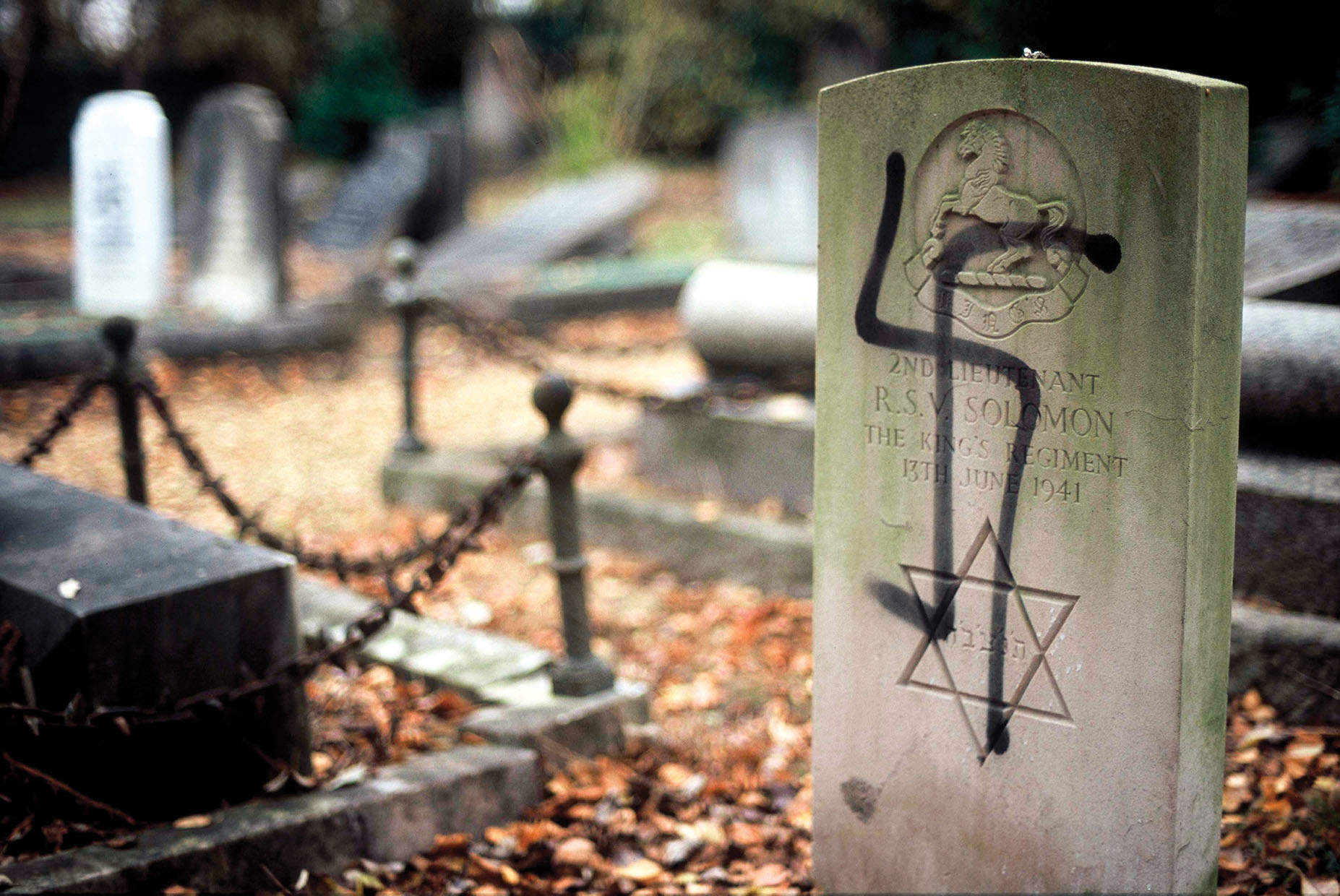 Anti-Semitism is a right-wing problem