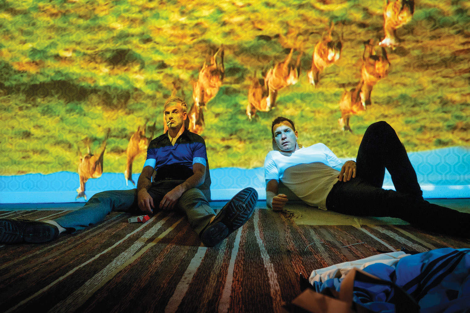 Can Danny Boyle once again capture the national mood with T2 Trainspotting?