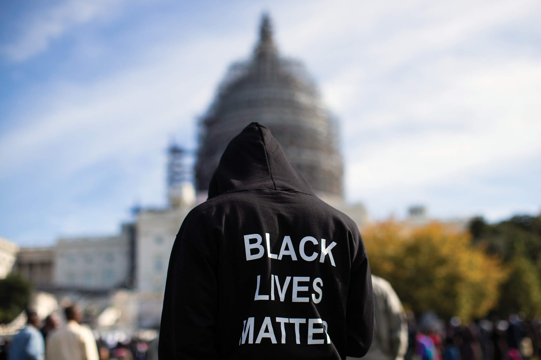 In 2014, a white cop shot a black teenager – and Black Lives Matter came to life