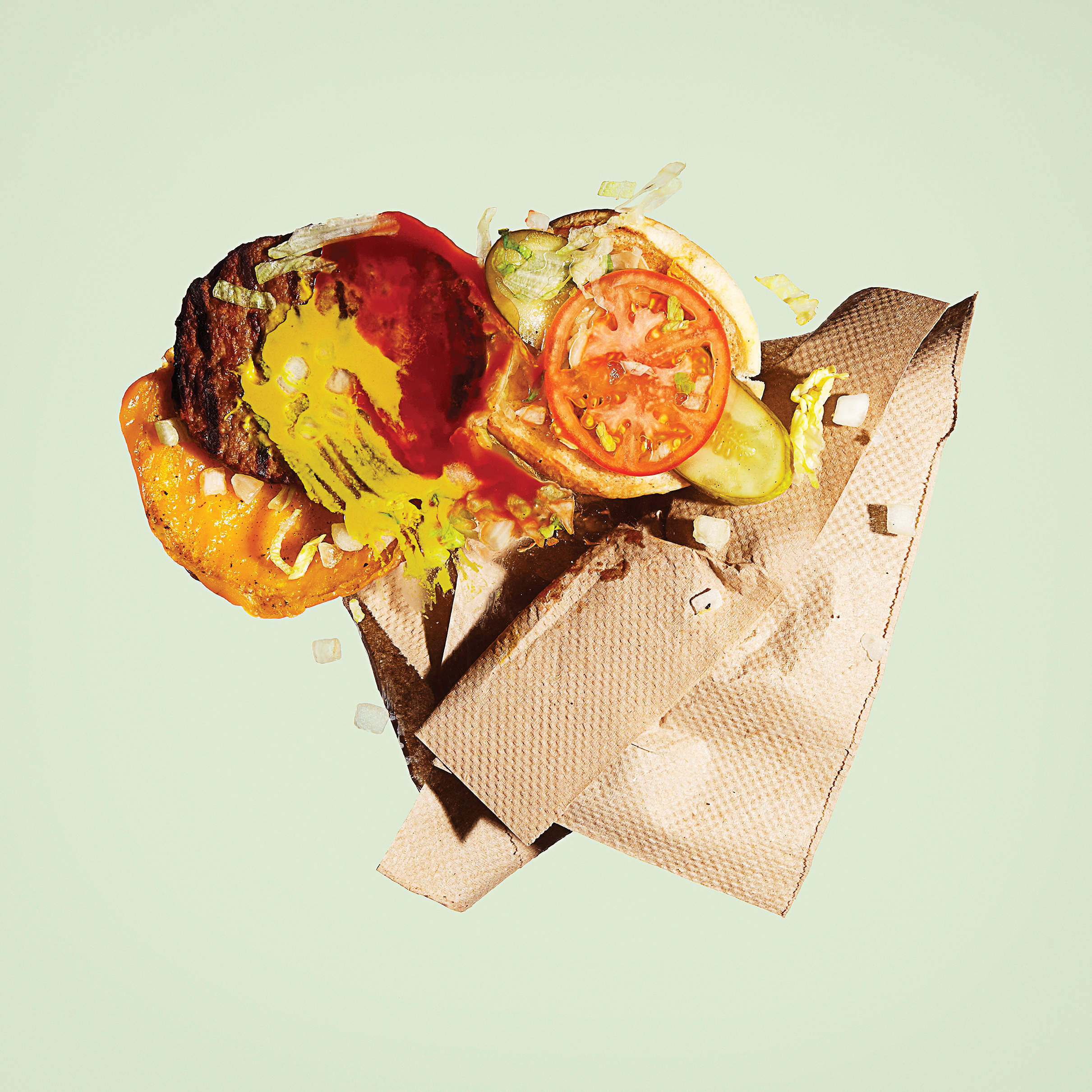 The cult of clean eating in a fast-food nation