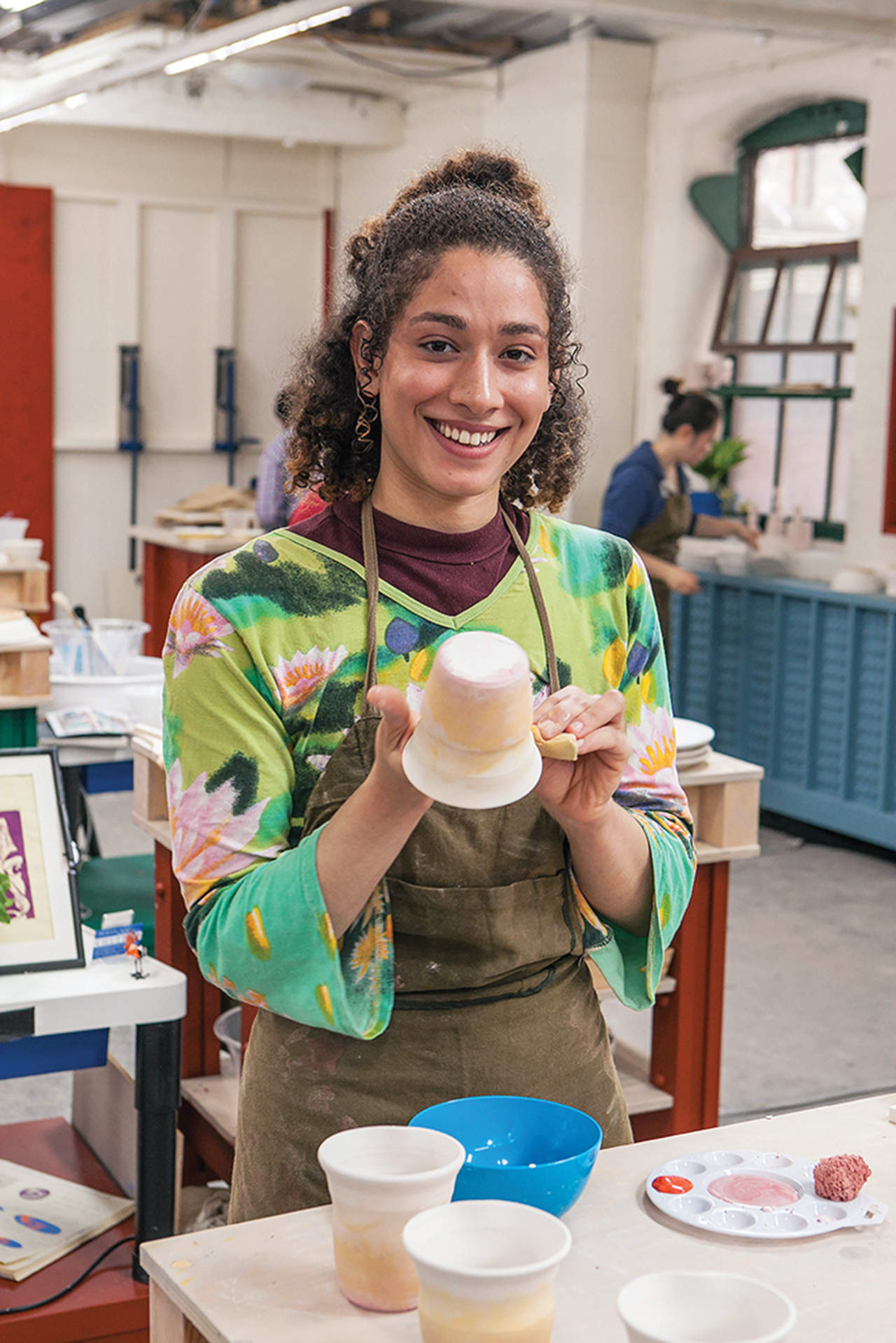 Kiln me softly: why Great Pottery Throw Down is the new, surprisingly moving, Bake Off