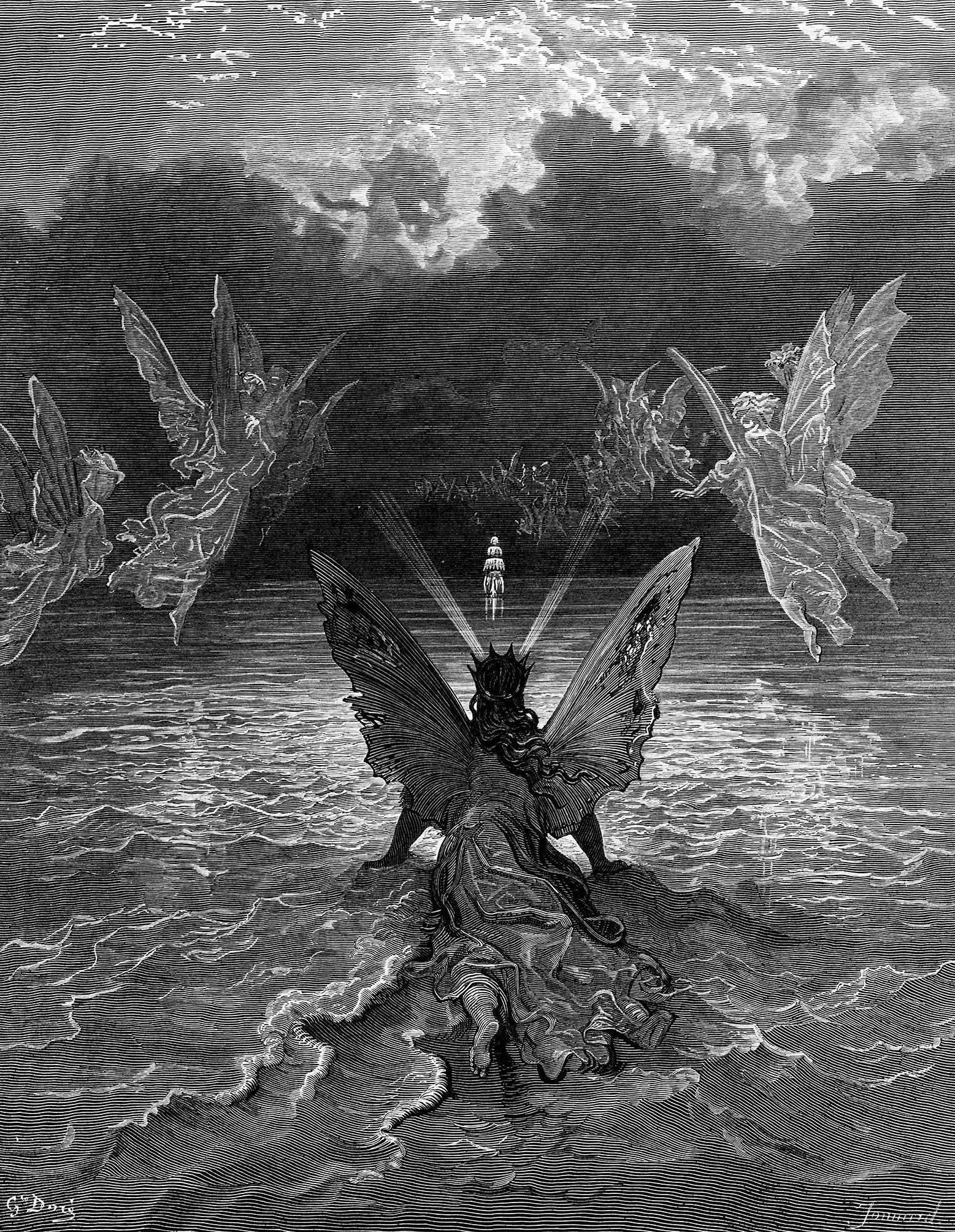 Shipwrecked: looking for God in The Ancient Mariner