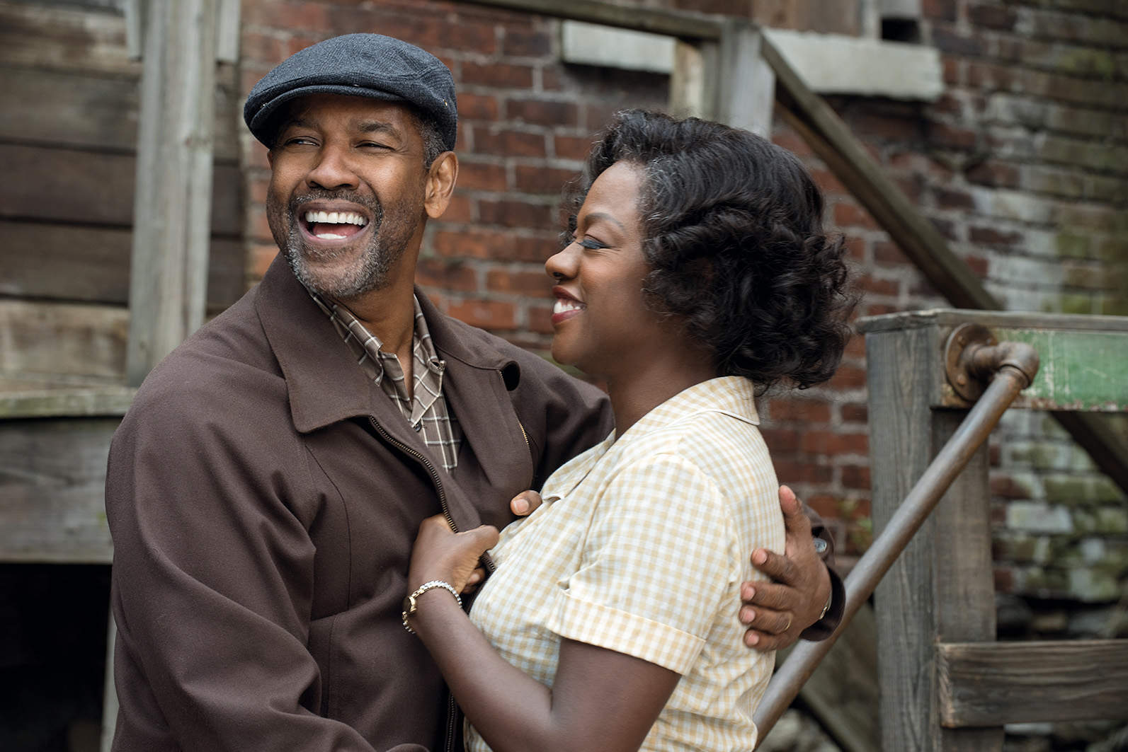 Scenes from a marriage: Ryan Gilbey on Denzel Washington's Fences