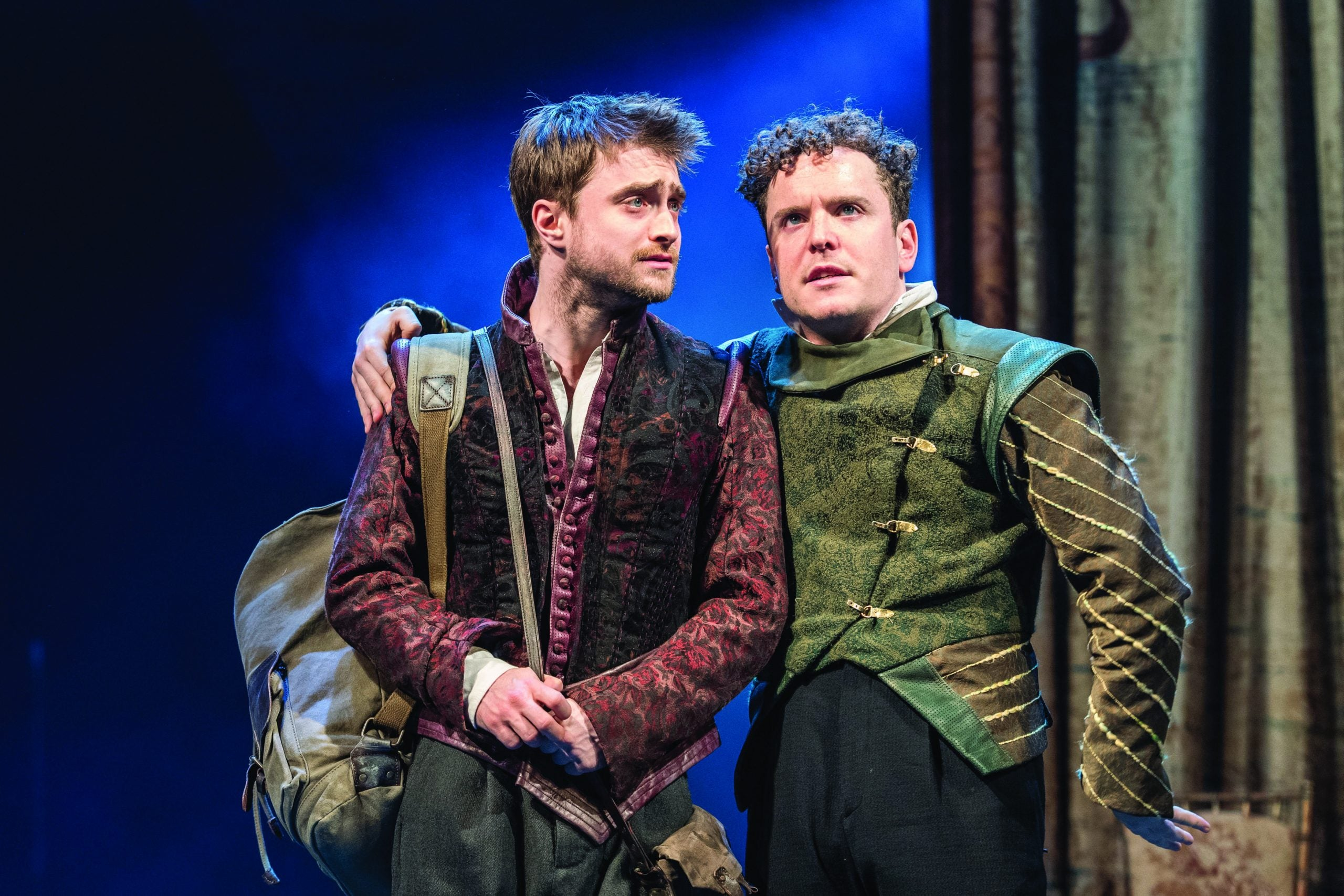 Why Rosencrantz and Guildenstern Are Dead with Daniel Radcliffe is an unlikely success