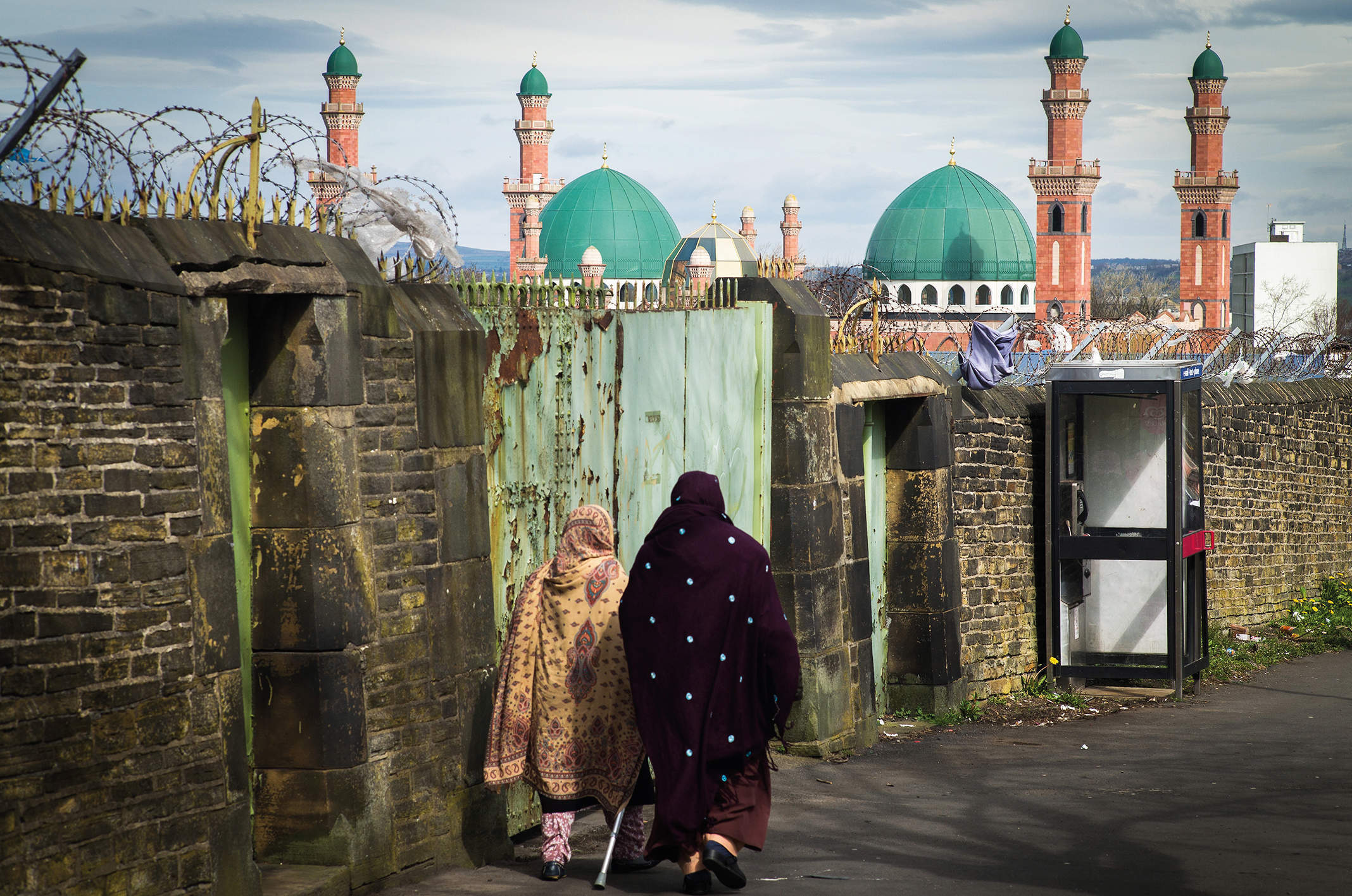 The battle for the soul of British Islam