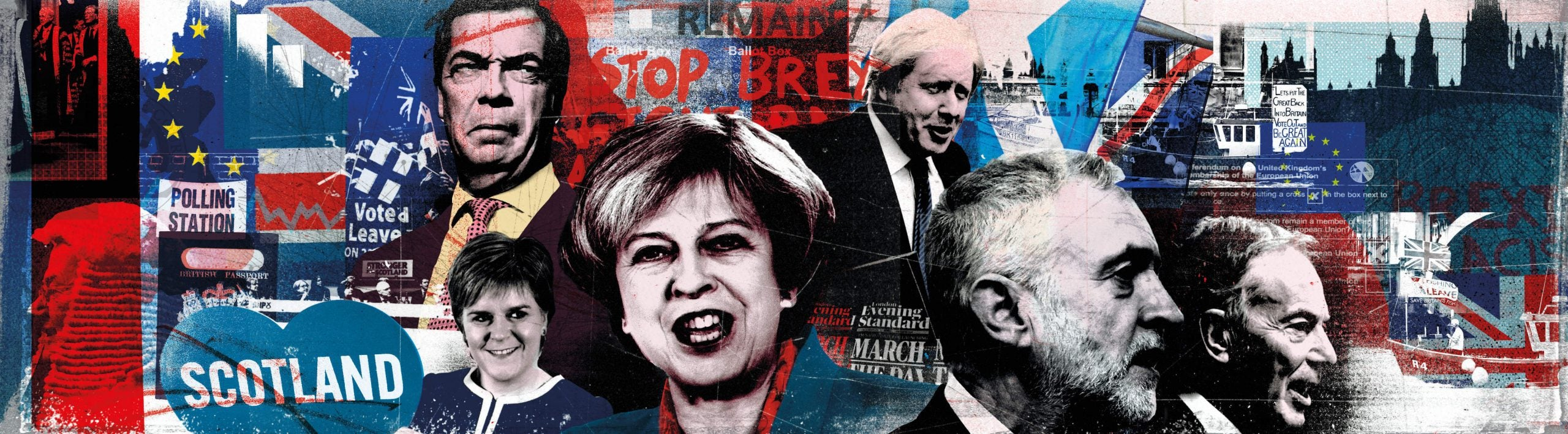 From antipasto to zoo, the A to Z of Brexit