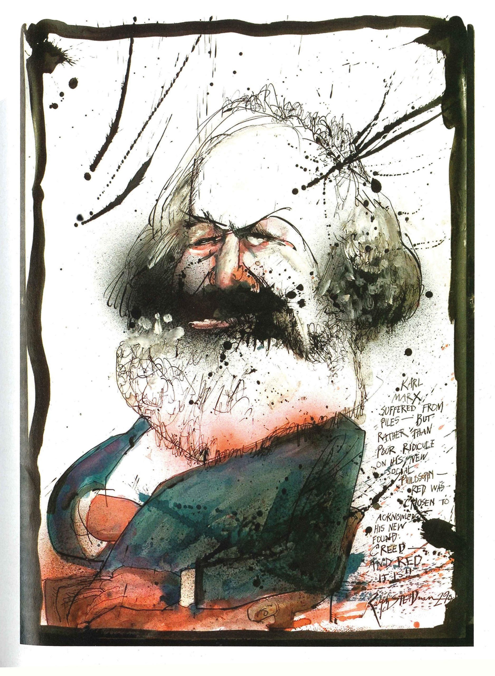The conflicted legacy of Karl Marx