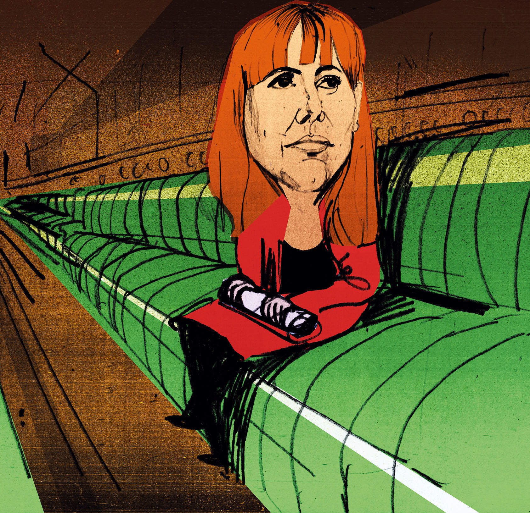 The irresistible rise of Angela Rayner