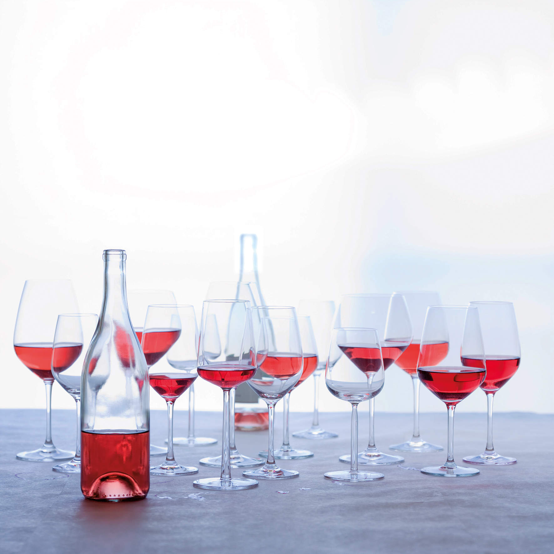 Rosé is as macho as claret - real men should drink it with pride