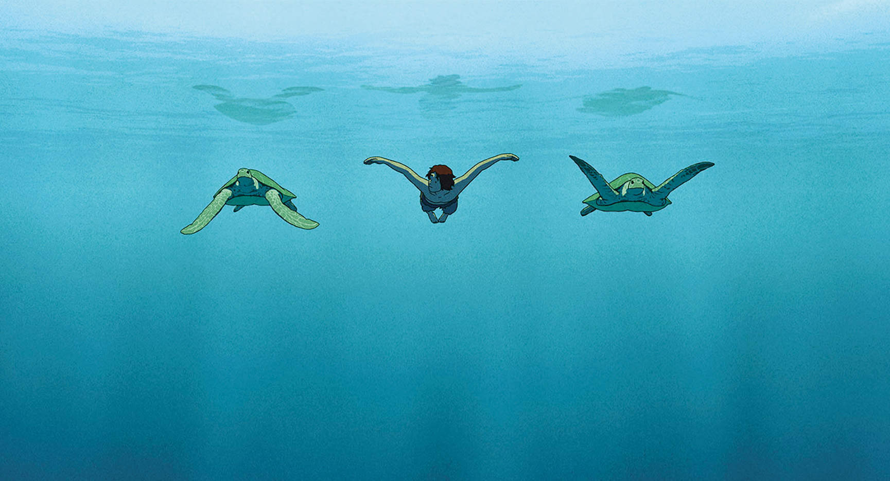 The Red Turtle and My Life As a Courgette: Oscar nominated animations with very different charms