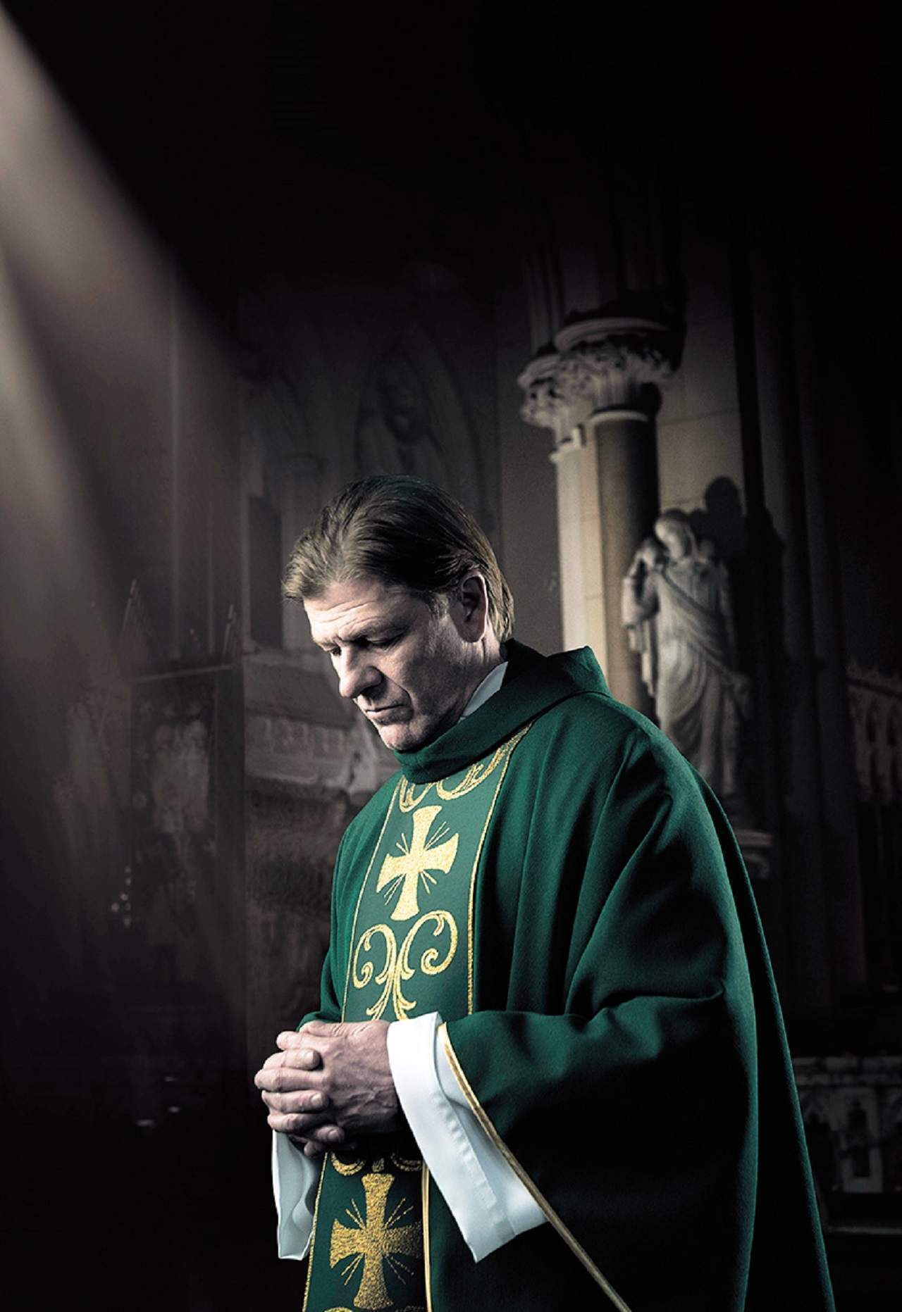 Broken and The Trial: From Sean Bean playing a priest to real life lawyers